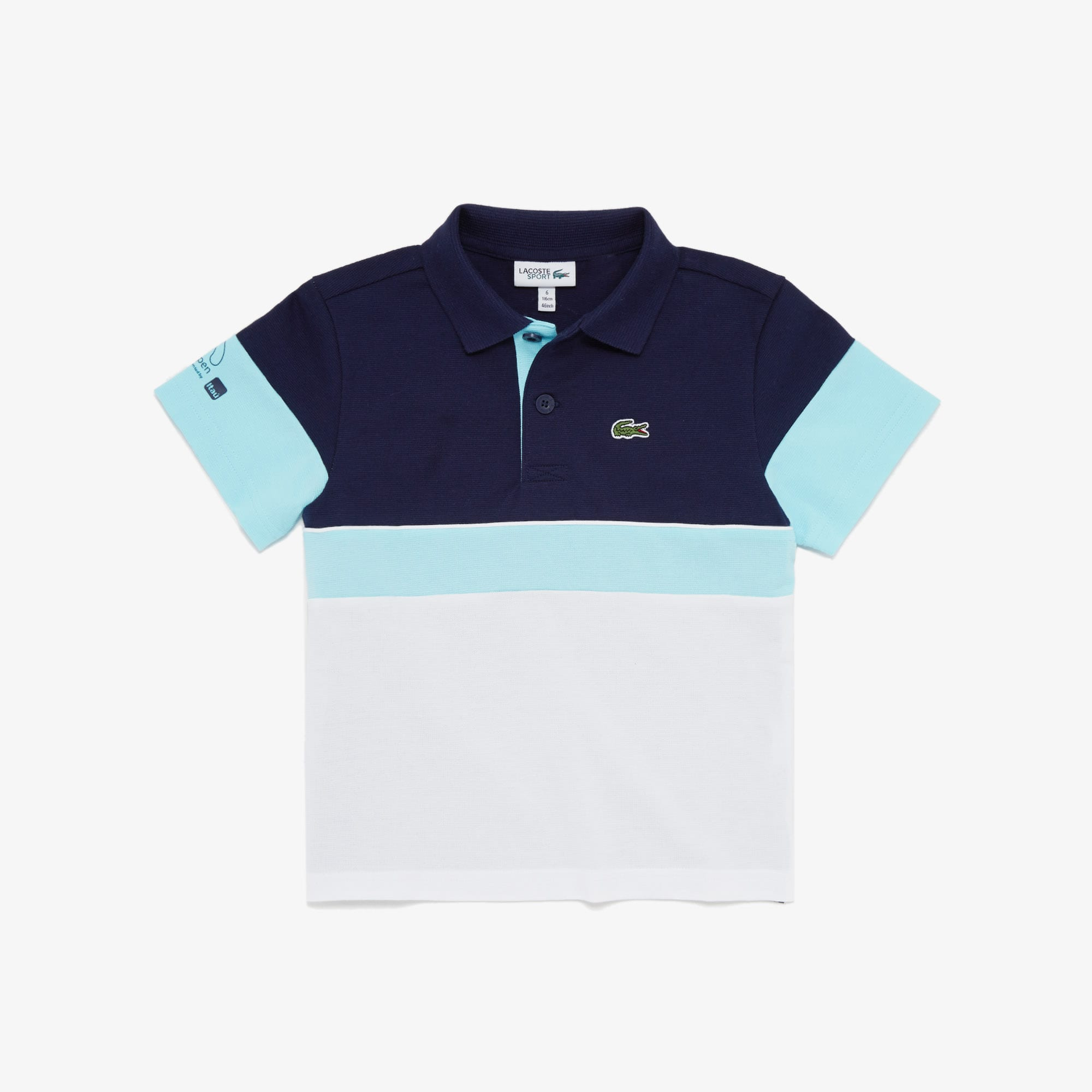 Boys' SPORT Miami Open Ultra-Light Polo