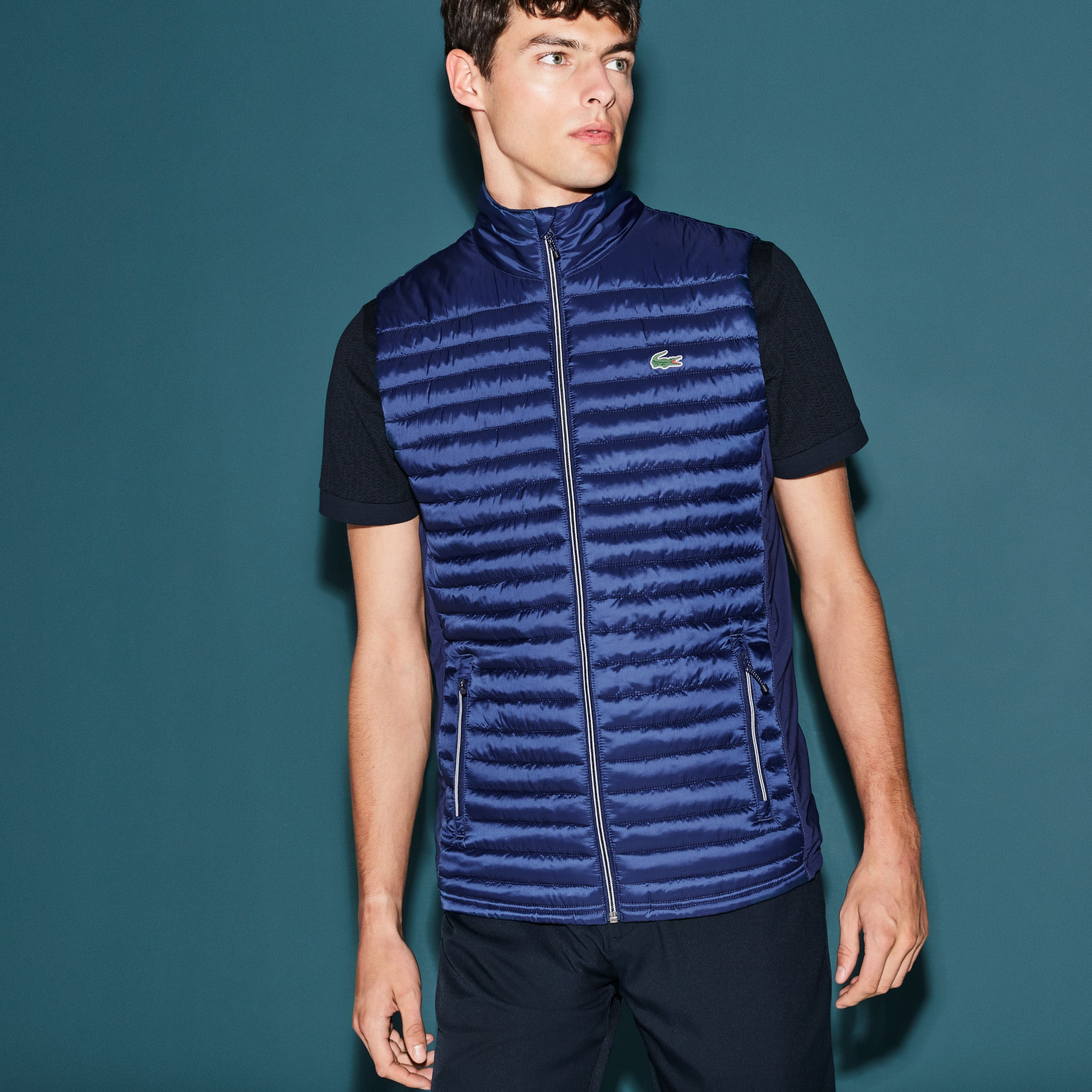 Men's  SPORT Golf Water-resistant Quilted Vest