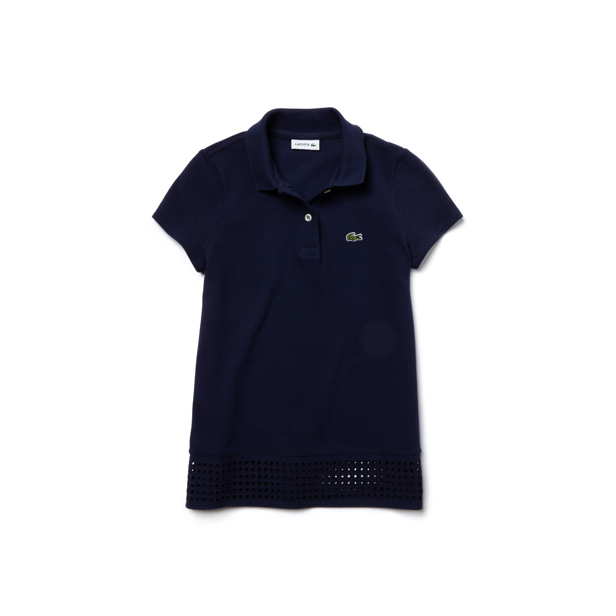 Kid's Fine Piqué Knits Polo Shirt