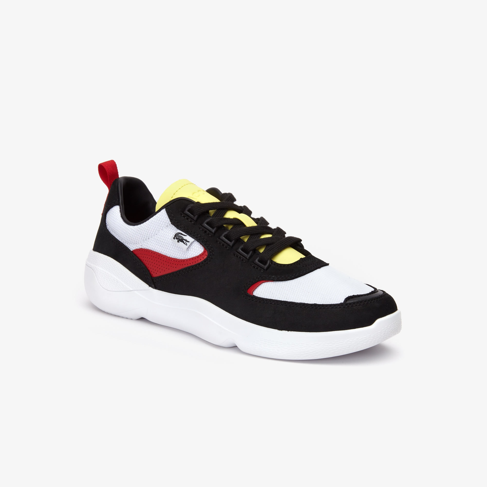 Lacoste Sneakers Men's Wildcard Leather-Paneled Sneakers