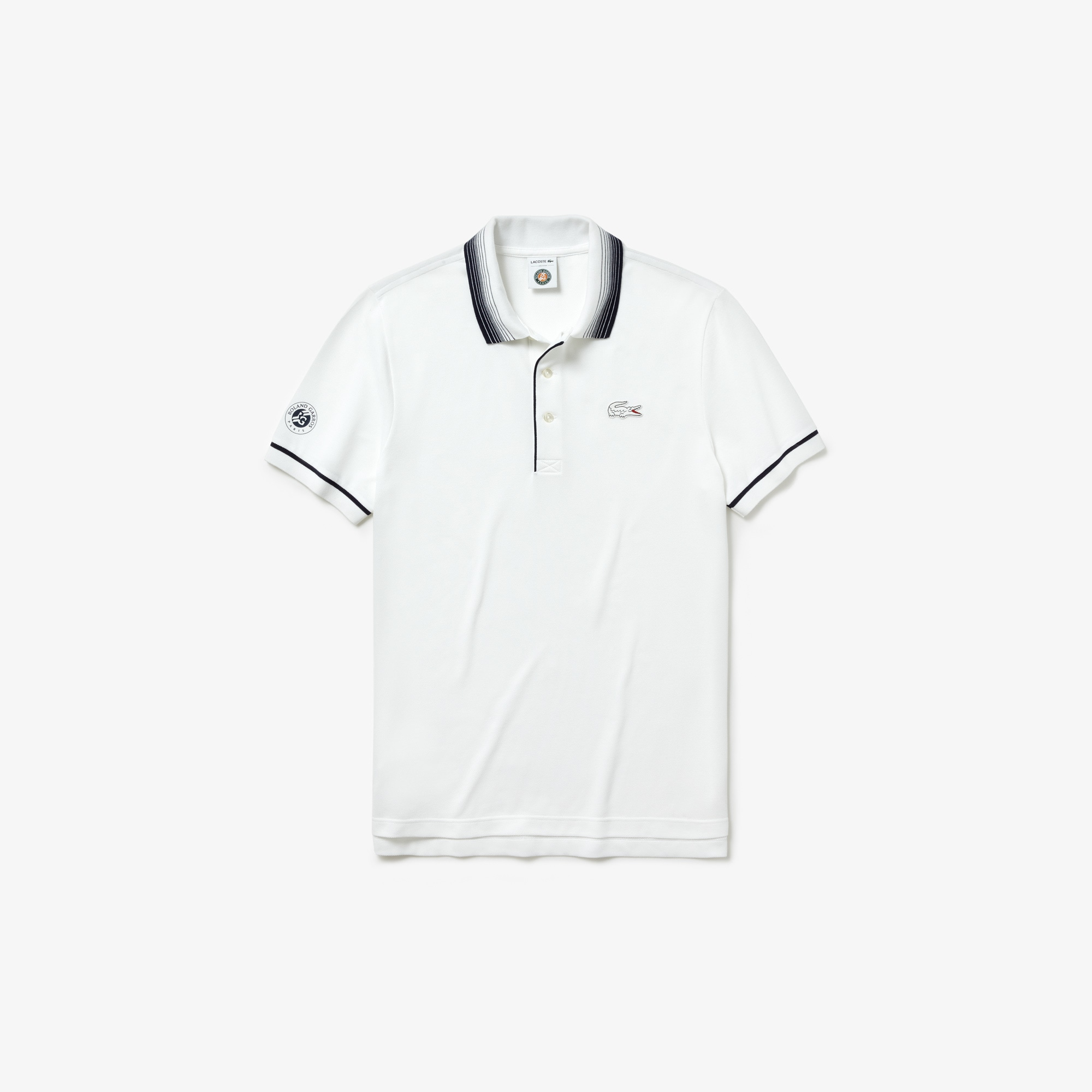 Men's SPORT Roland-Garros Edition Cotton Polo