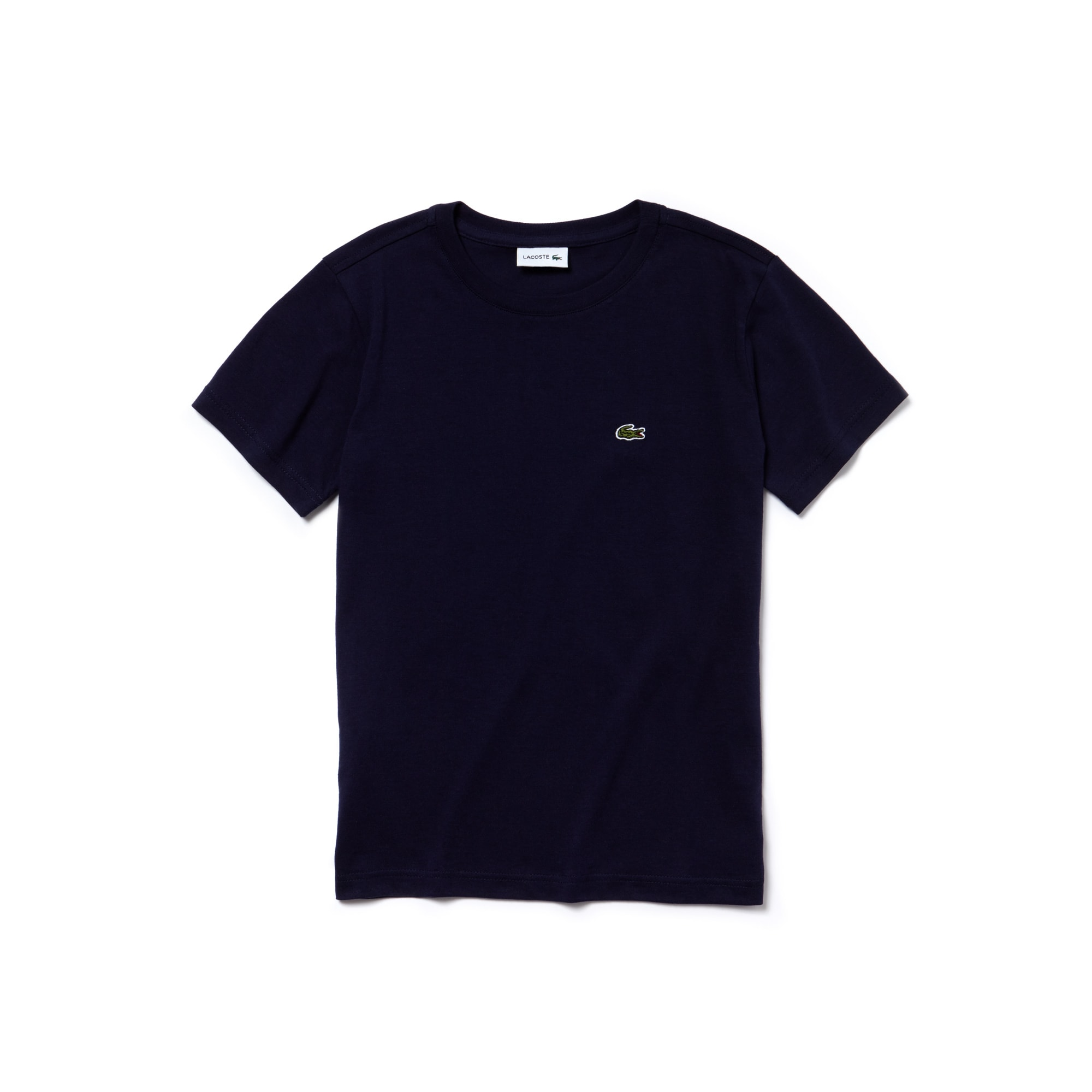 Boy's Crewneck Cotton T-Shirt