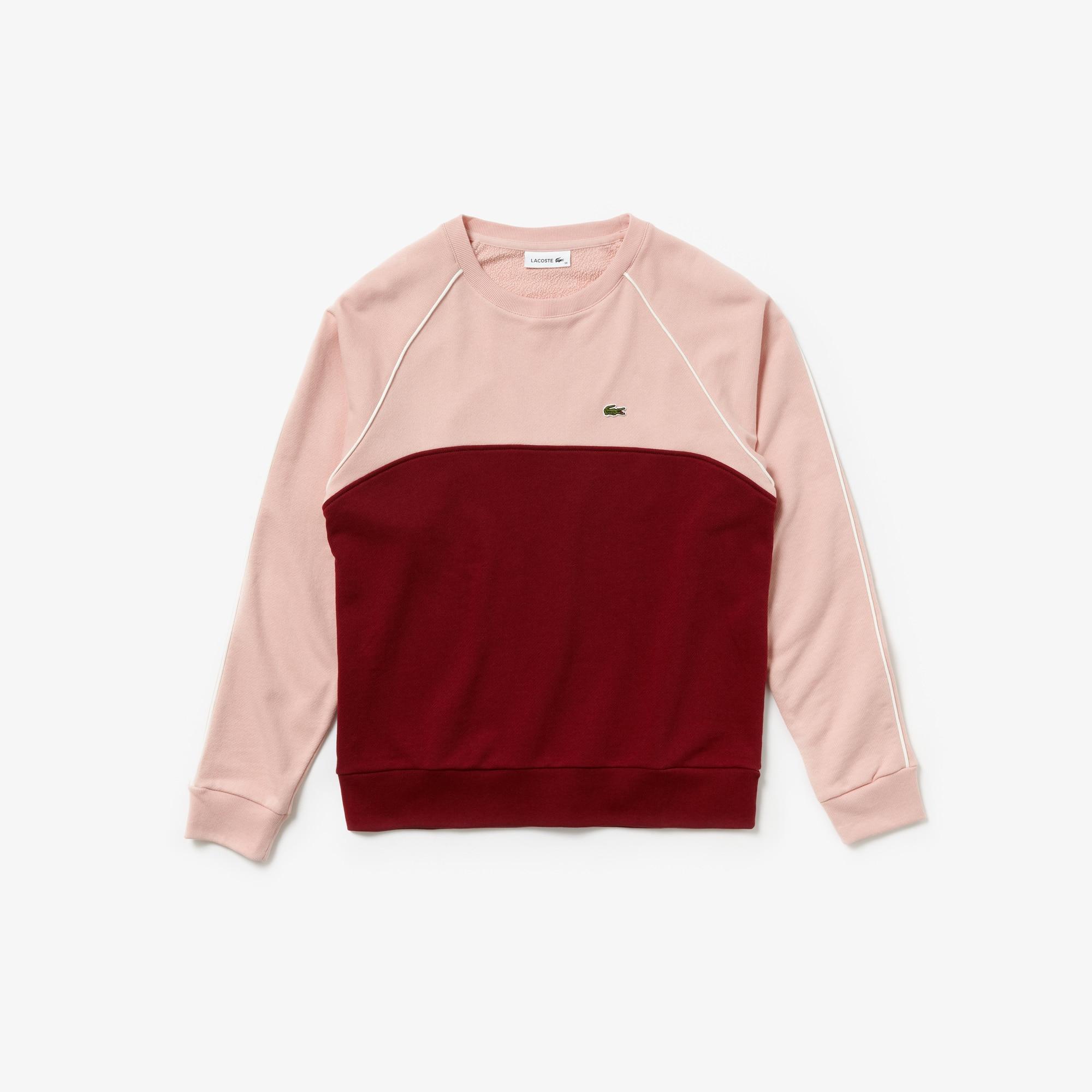Women's Crew Neck Fleece Sweatshirt