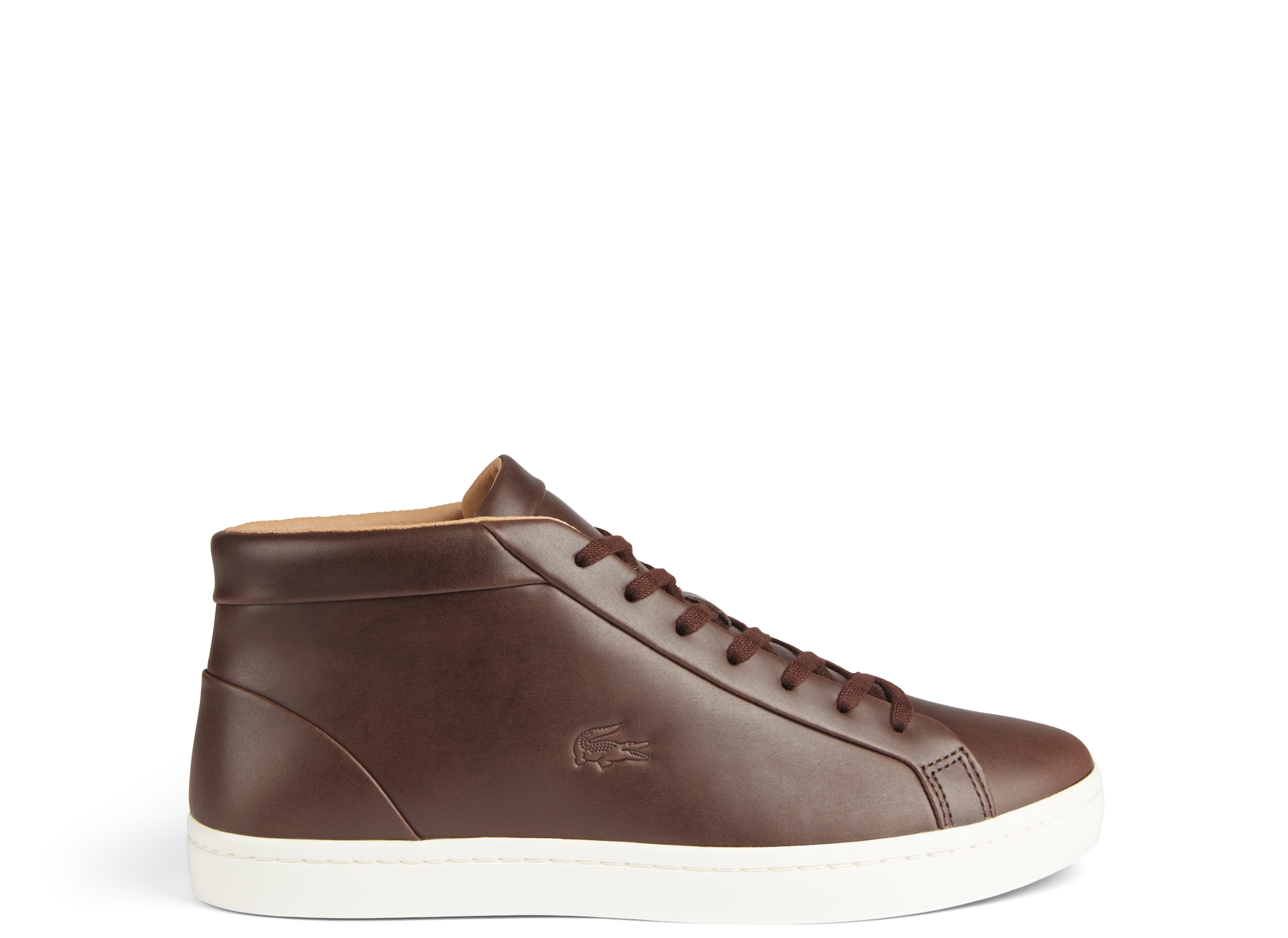 Men's Straightset Chukka Leather Sneakers