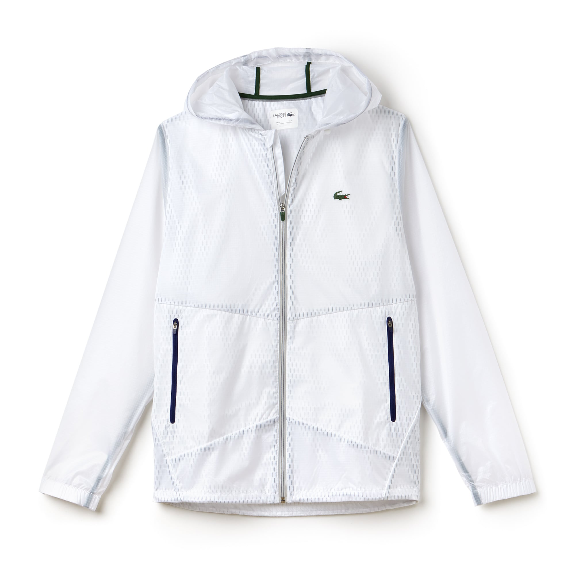 Men's Jacket Lacoste x Novak Djokovic - Exclusive Edition
