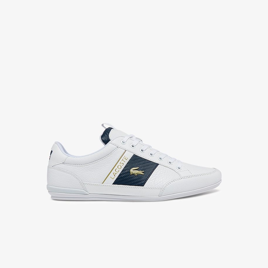 Men's Chaymon Leather and Carbon Fibre Trainers