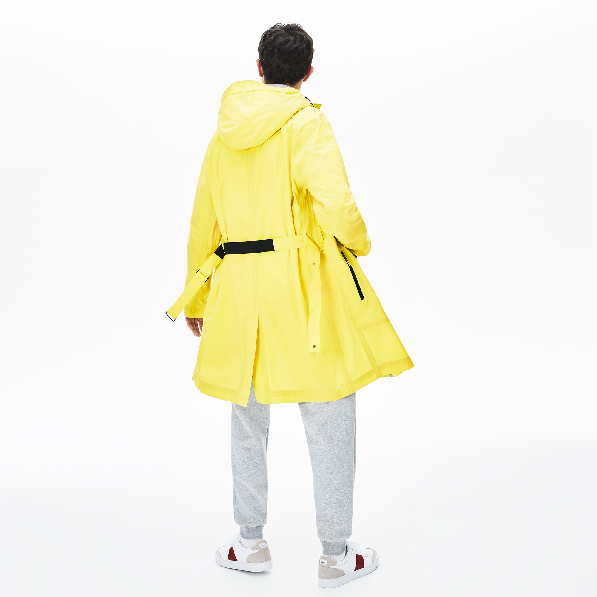 Men's Motion 3-in-1 Raincoat With Detachable Vest