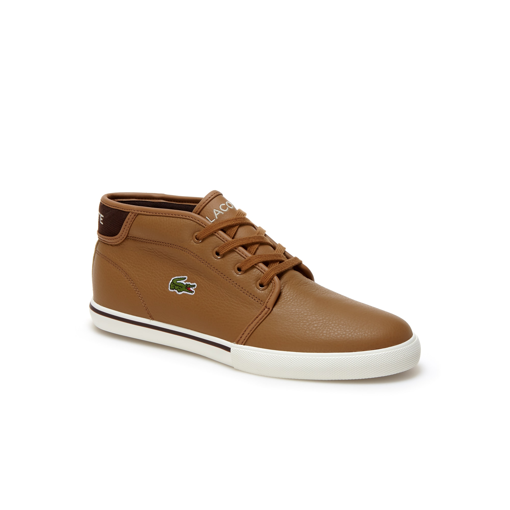 Men's Ampthill Leather Chukka Trainers