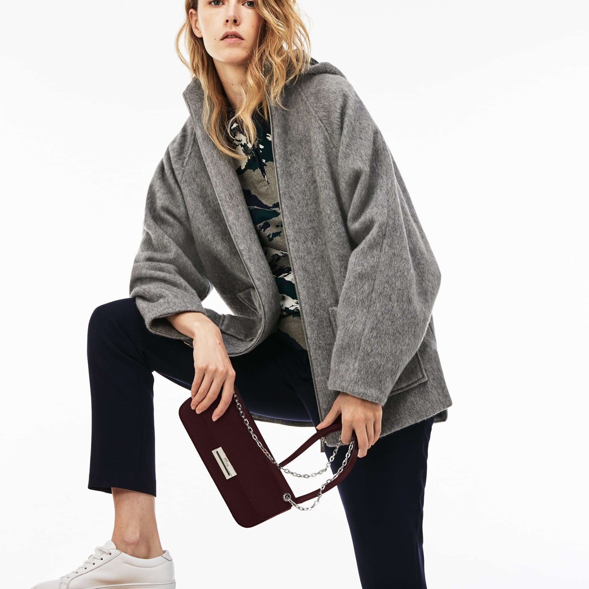 Women's Chantaco Christmas Piqué Leather Flap Shoulder Bag