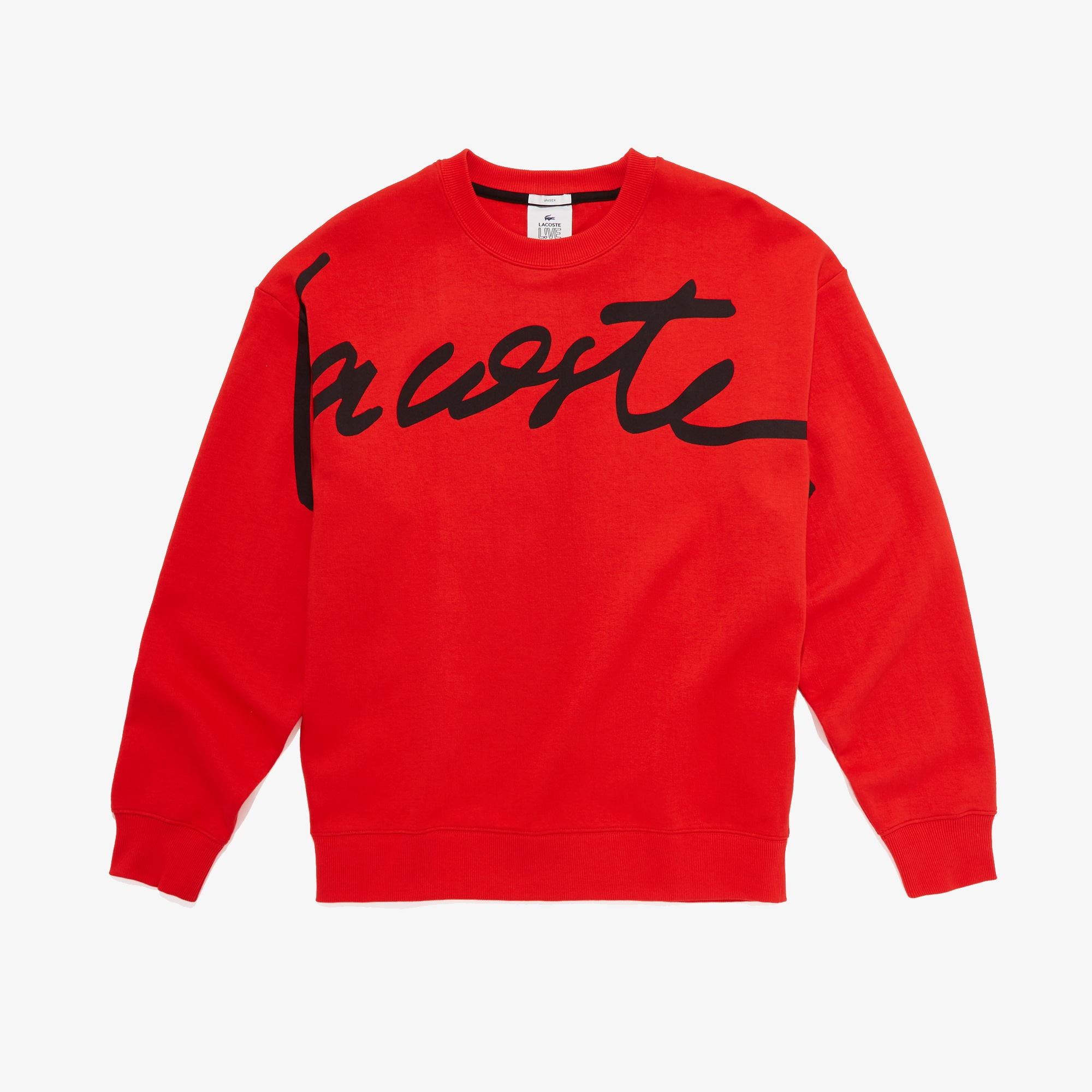 Unisex LIVE Signature Texturized Fleece Sweatshirt