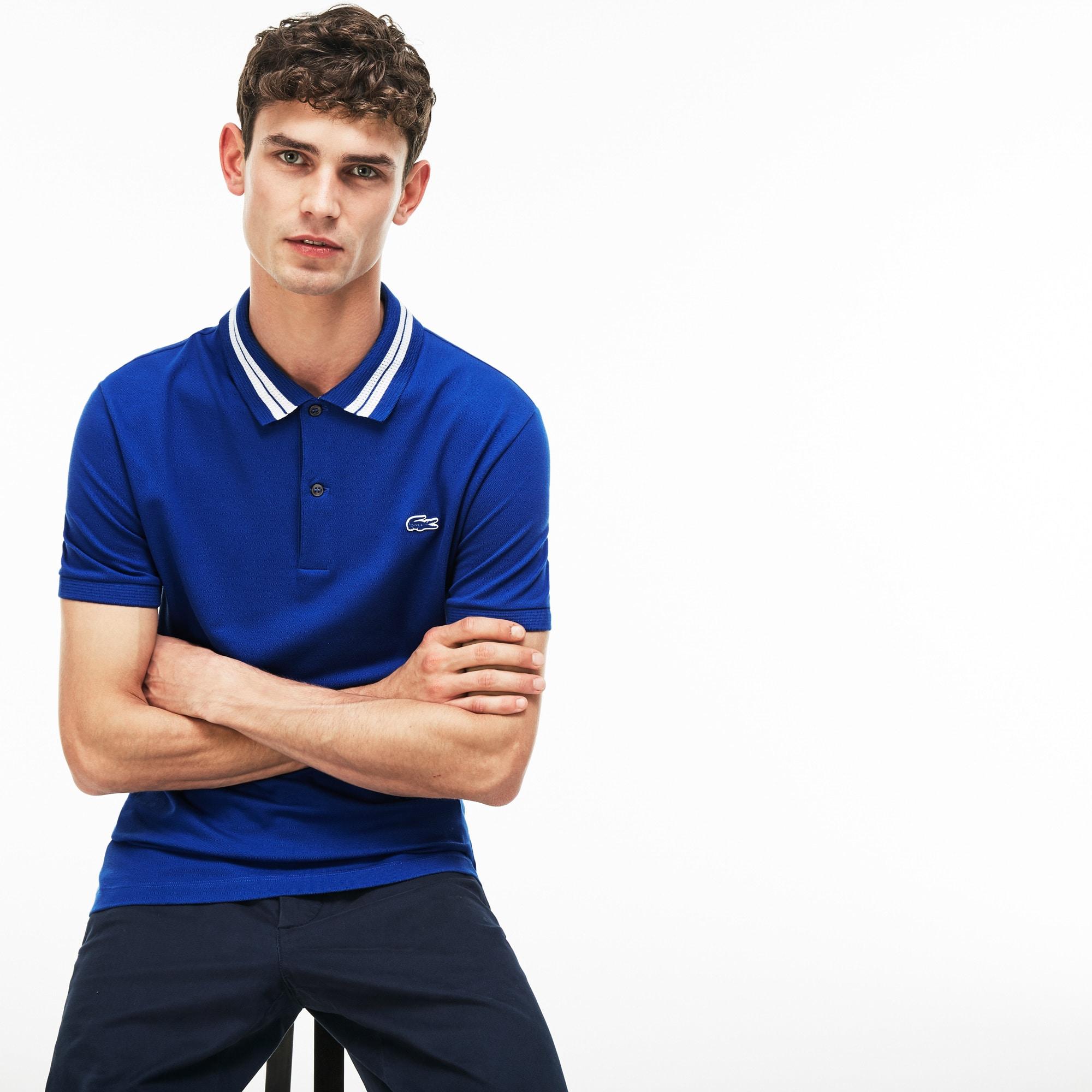 Men's Slim Fit Polo
