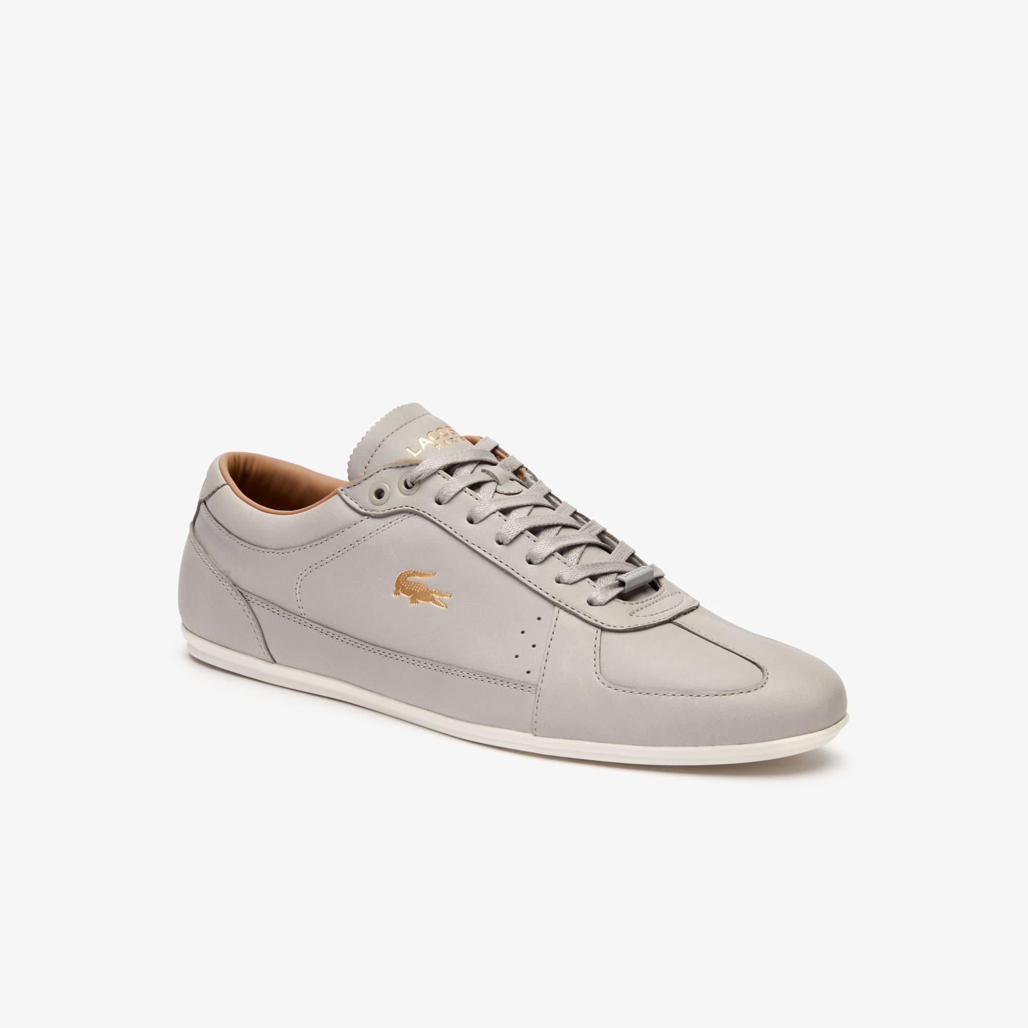 Lacoste Men's Evara Leather Sneakers In