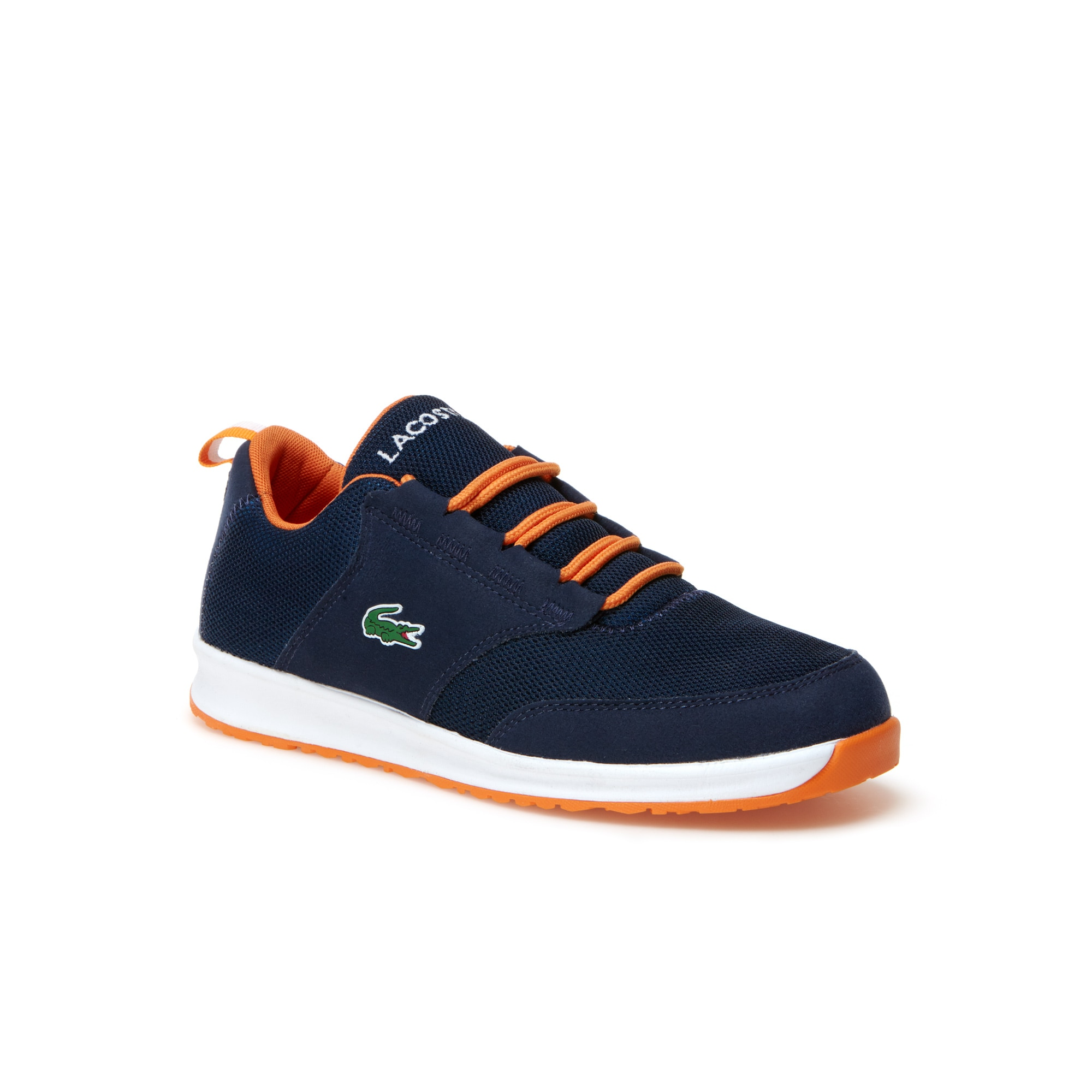 Kids' L.ight Textile Sneakers