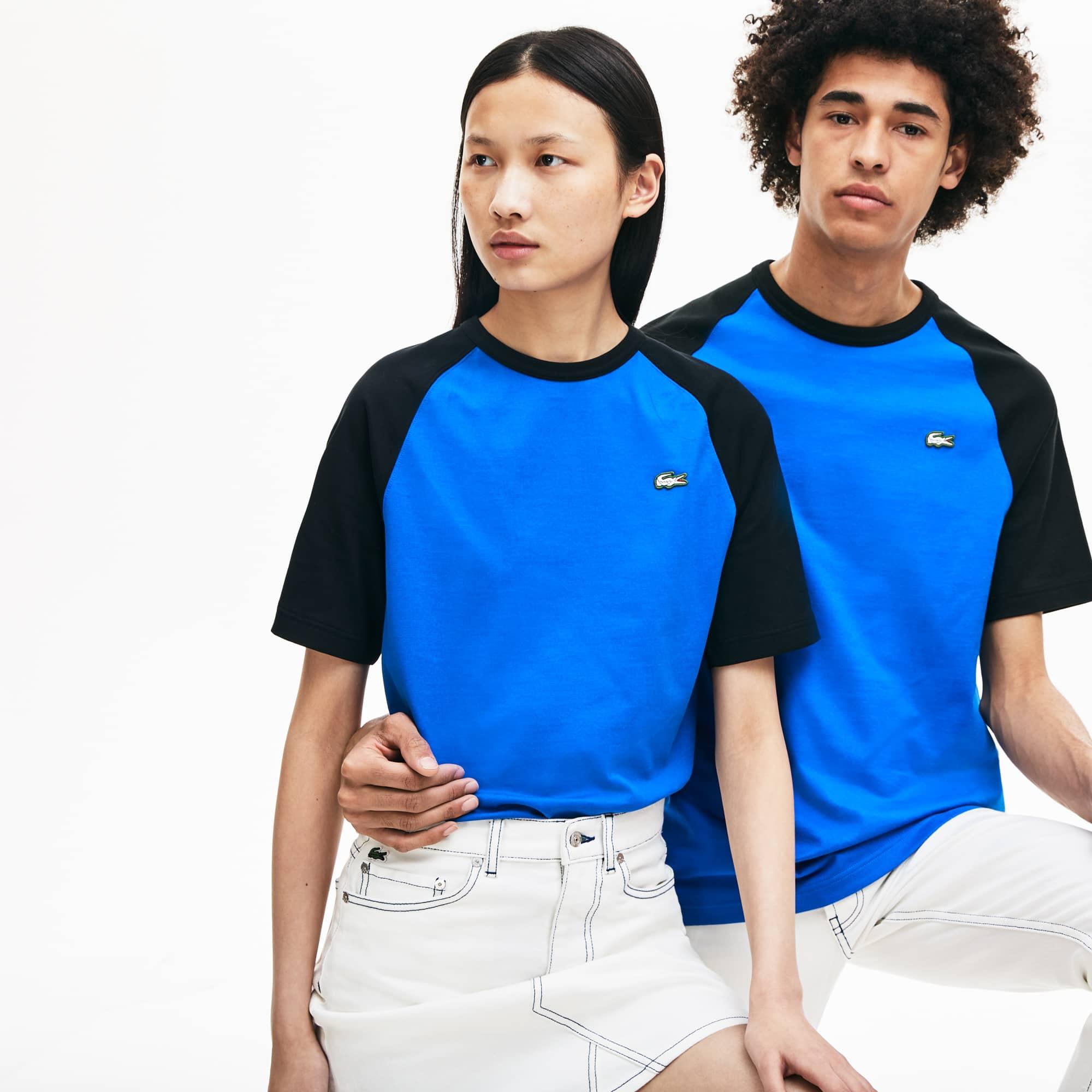 Unisex LIVE Crew Neck Cotton T-Shirt