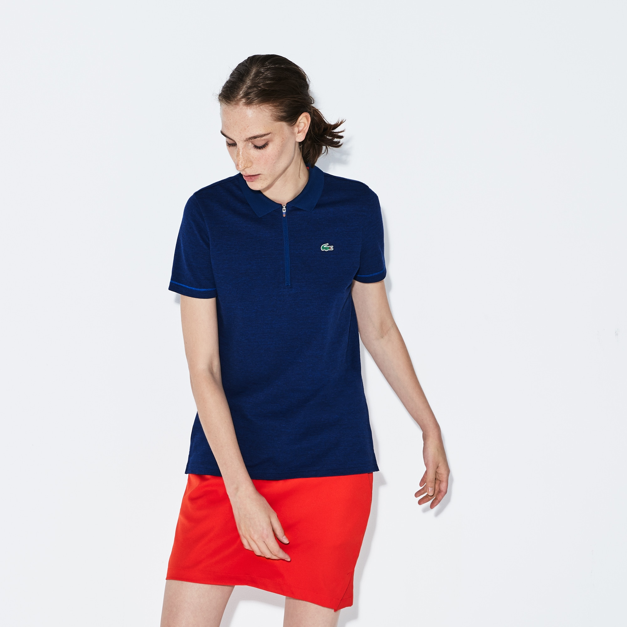 Women's SPORT Ultra-Light Stretch Cotton Golf Polo