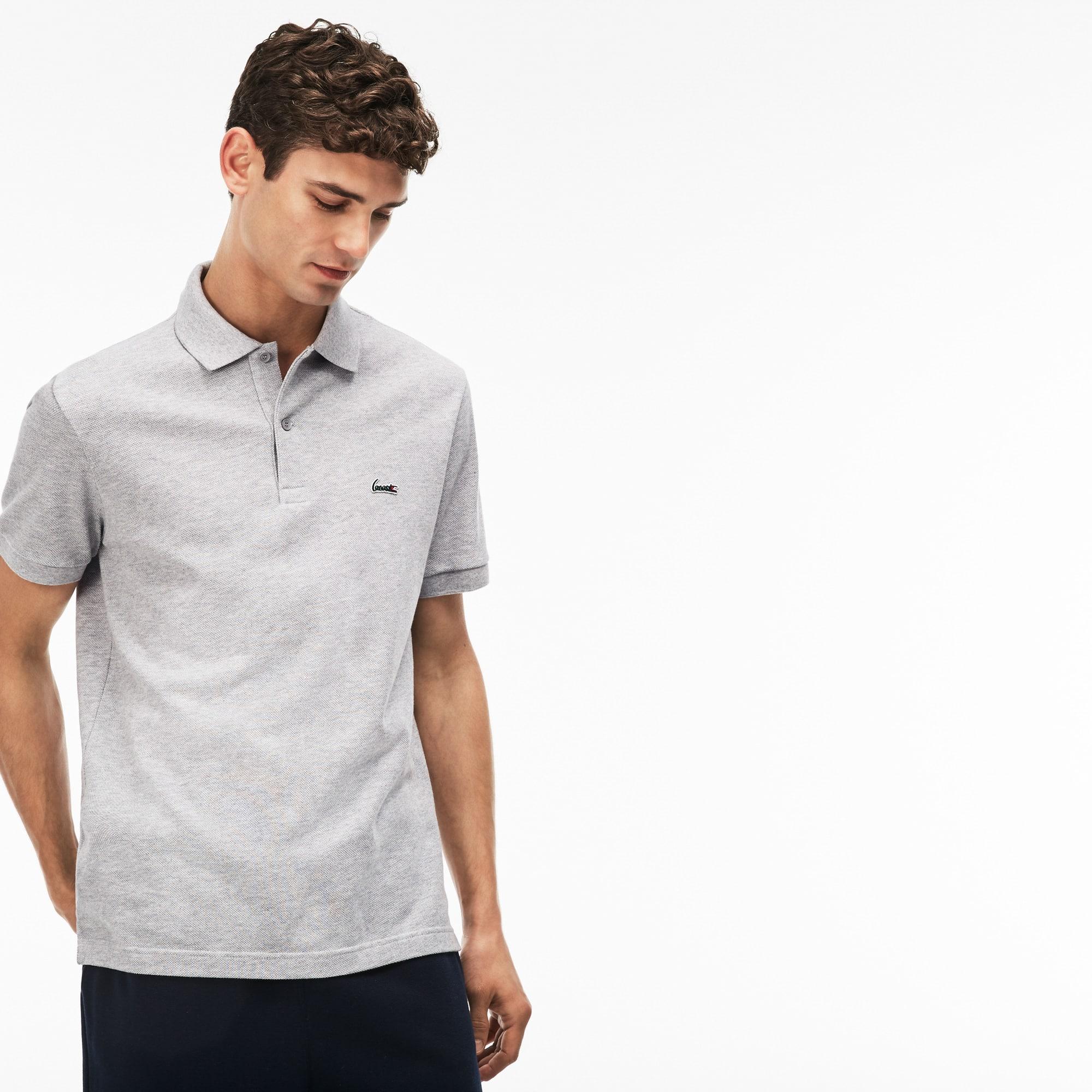 Men's  Regular Fit Cotton Polo