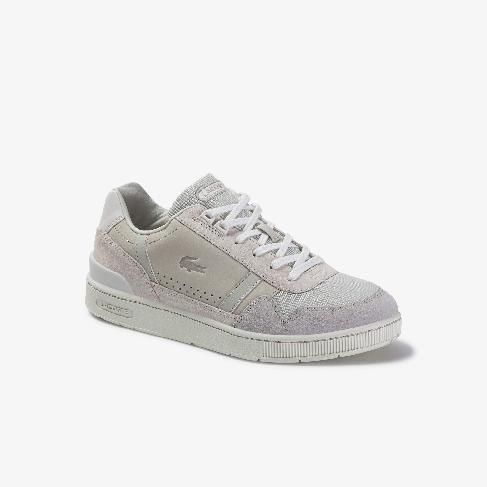 Men's T-Clip Suede Sneakers