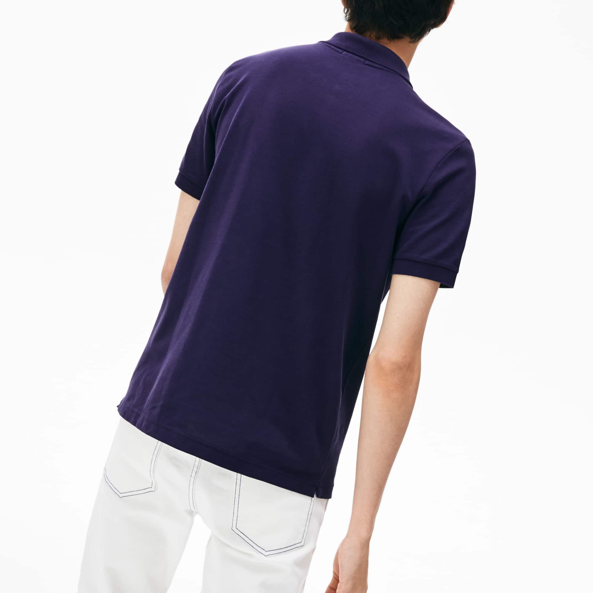 2627d655 Unisex LIVE Slim Fit Petit Piqué Polo Shirt