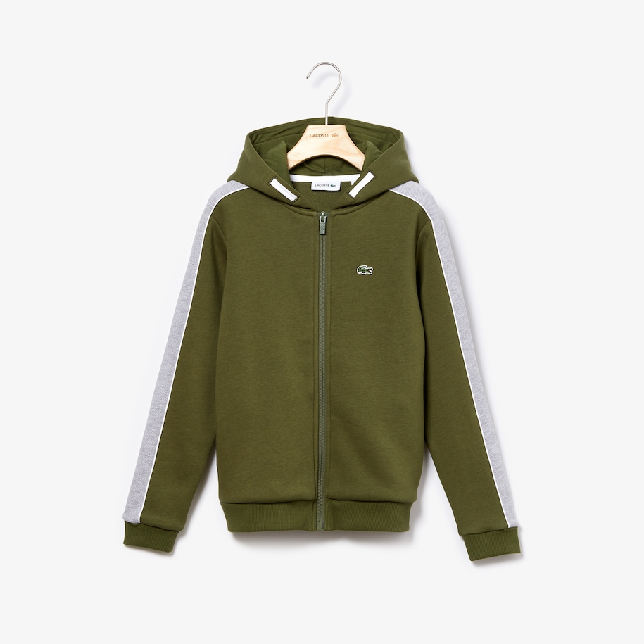 Boys' Hooded Fleece Sweatshirt
