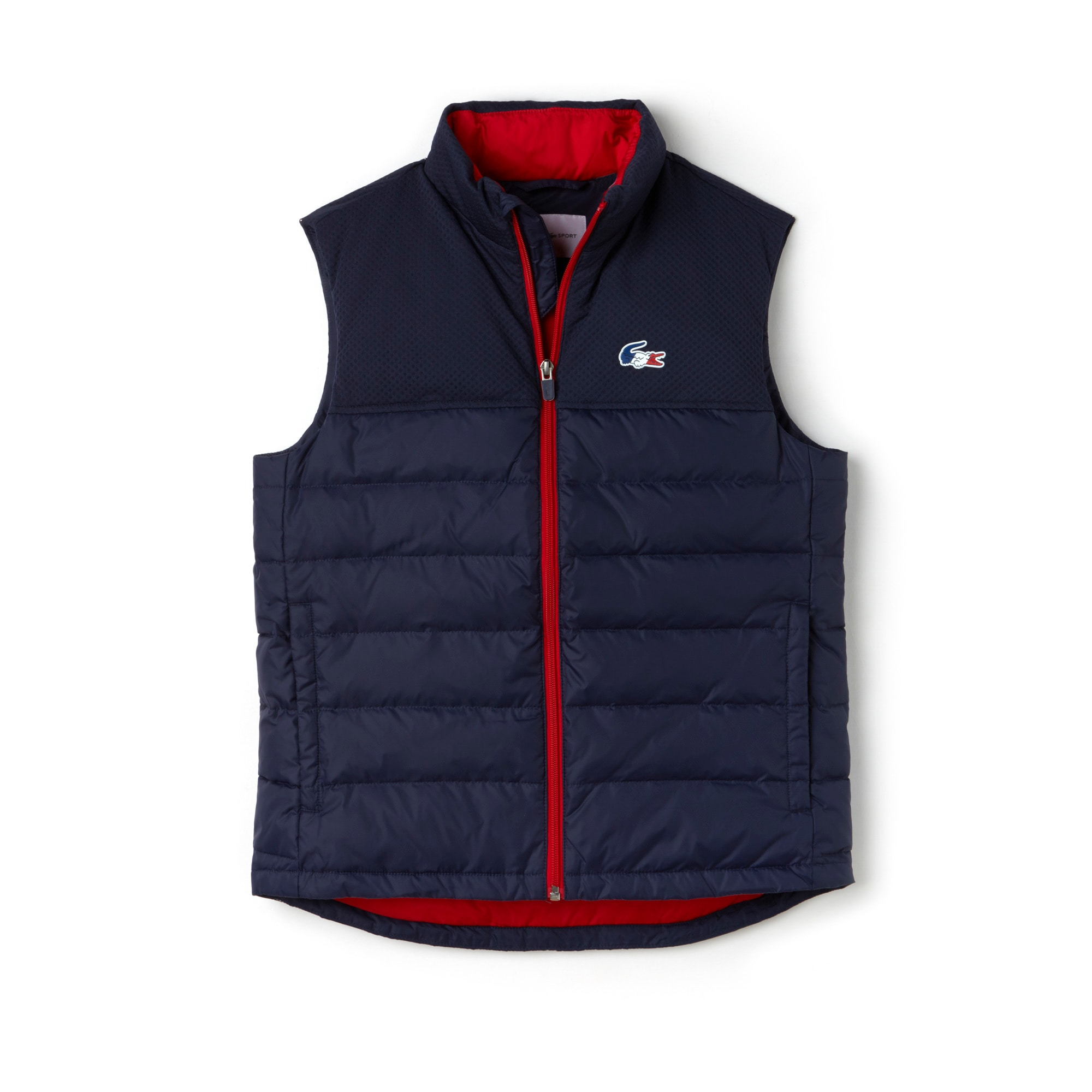 Women's  French Sporting Spirit Edition Quilted Vest