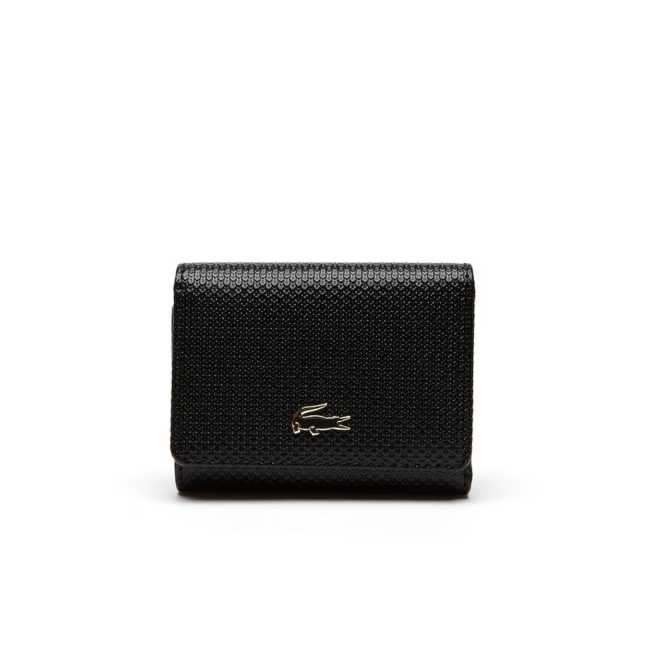 Women's Chantaco Piqué Leather Six Card Wallet