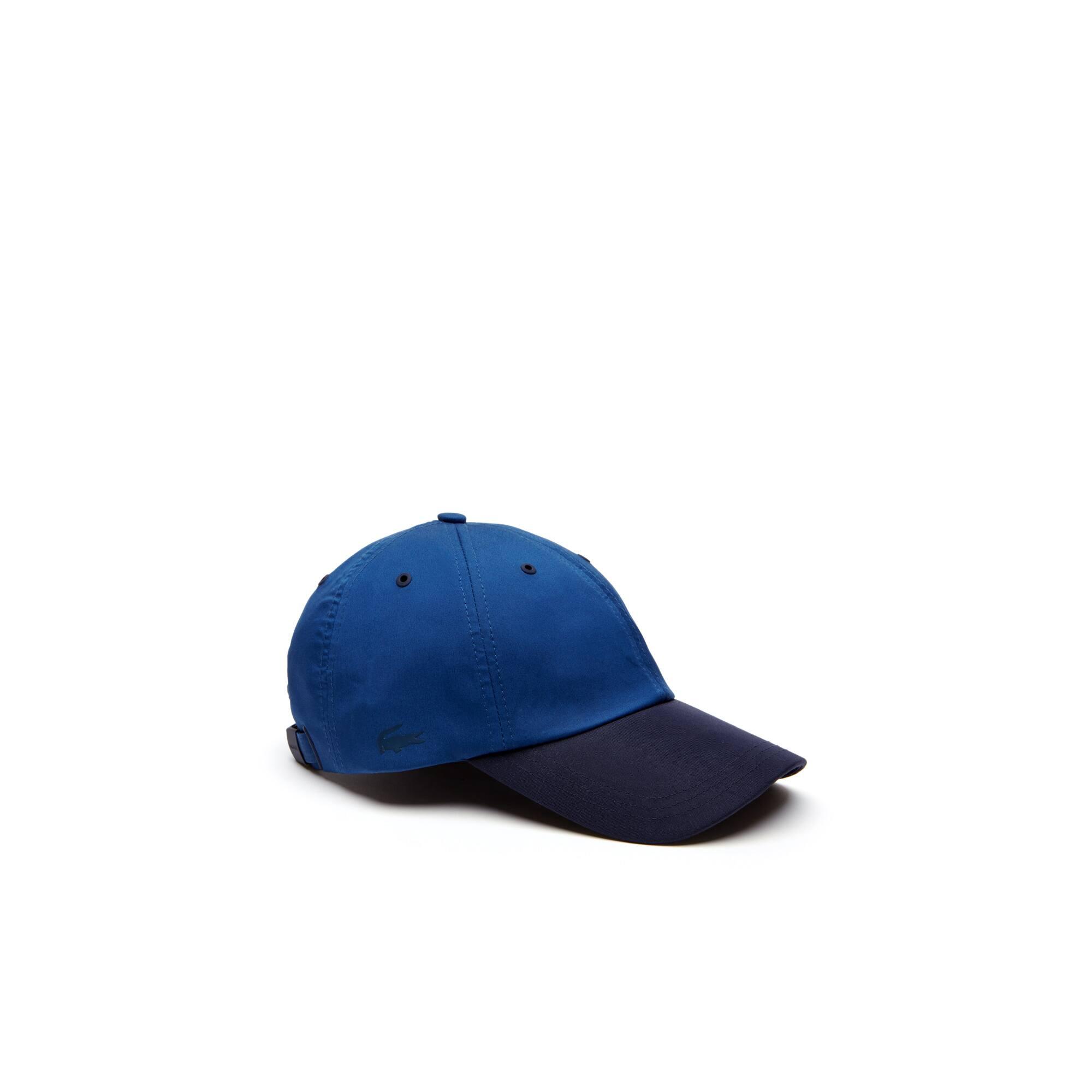 Men's Contrast Visor Stretch Cap