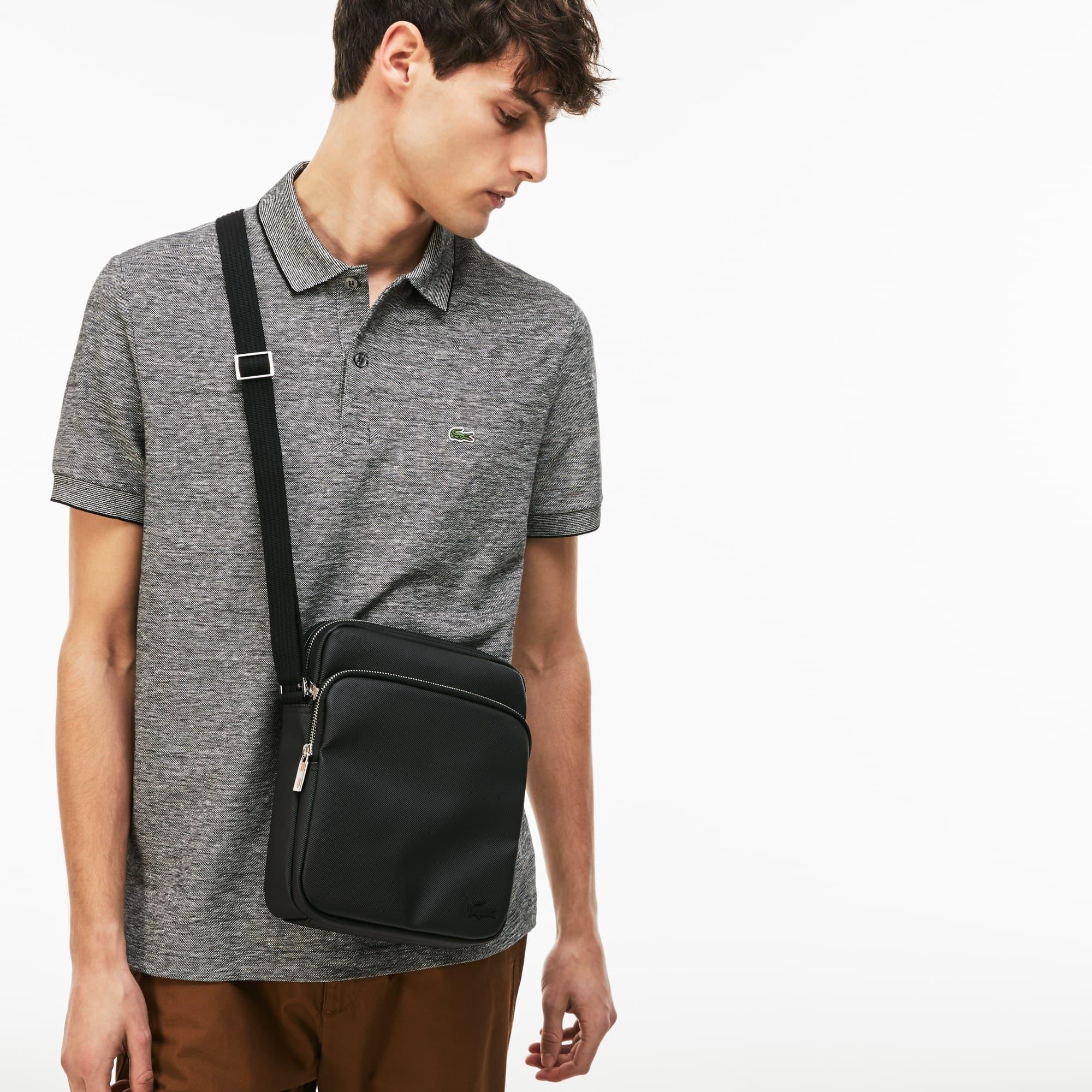 Men's Classic Petit Piqué Double Bag