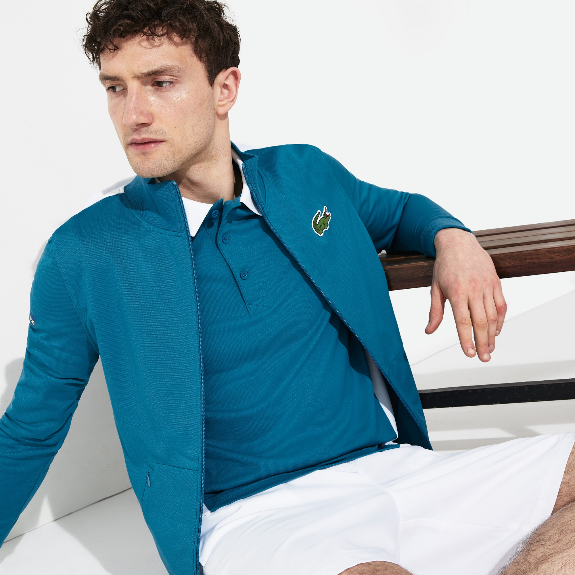 cb9805d8 Men's Jackets and Coats | Lacoste Outerwear | LACOSTE