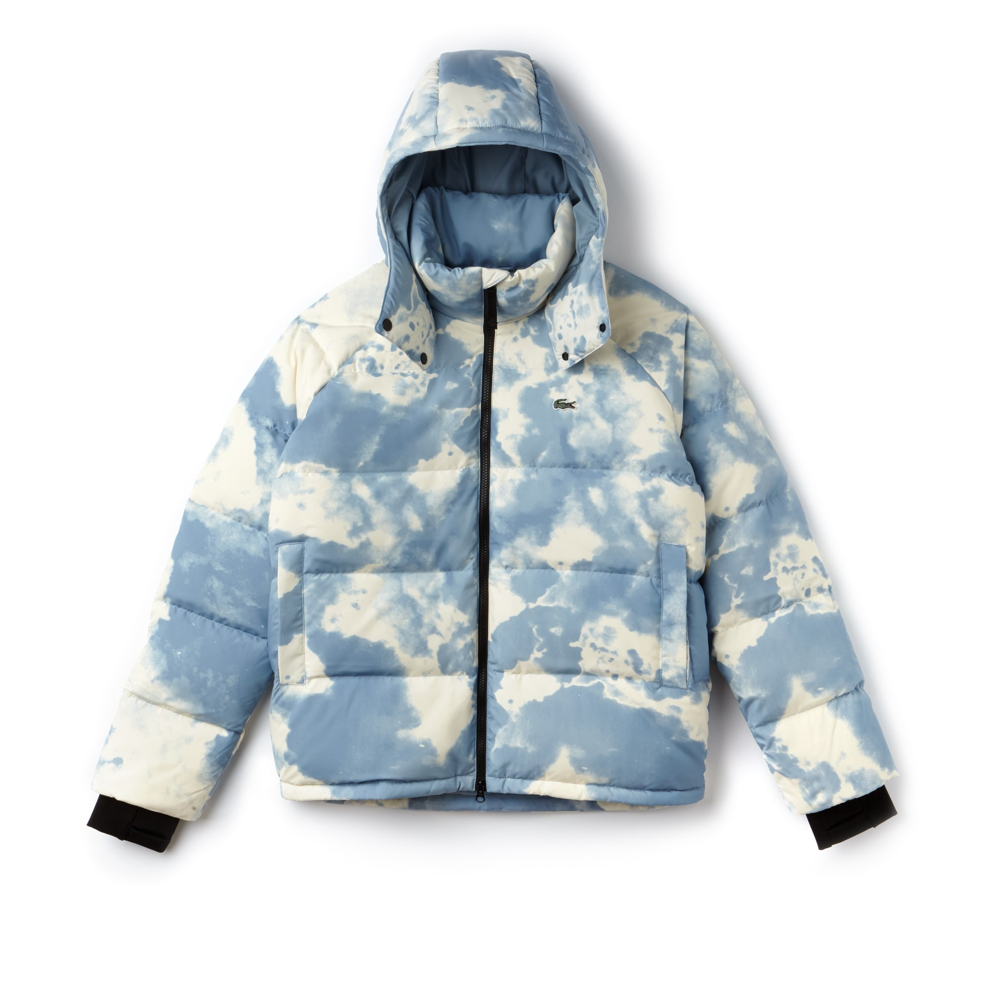 Unisex LIVE Water-Resistant Quilted Jacket