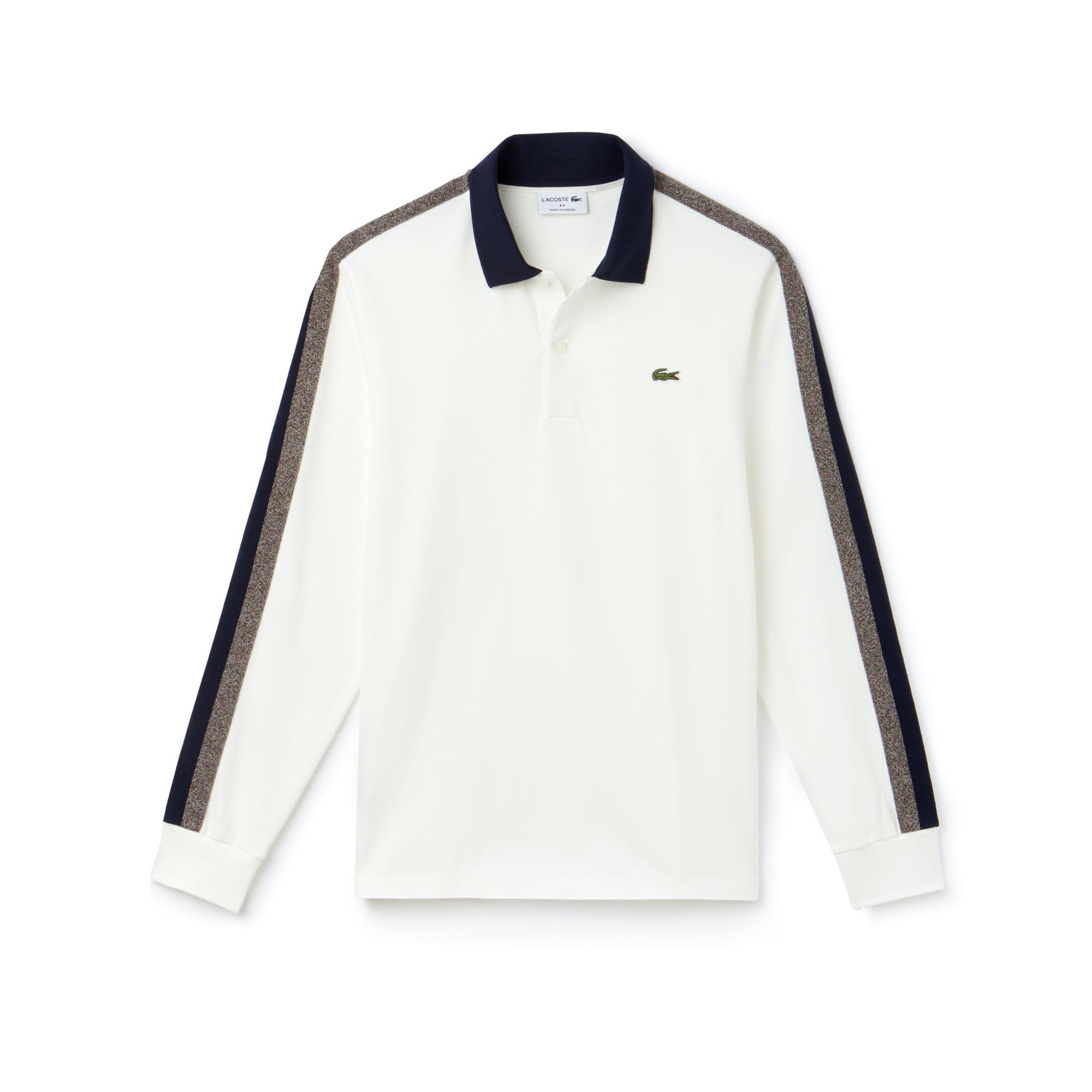 2e7419d76 Men's Made In France Regular Fit Piqué Polo | LACOSTE