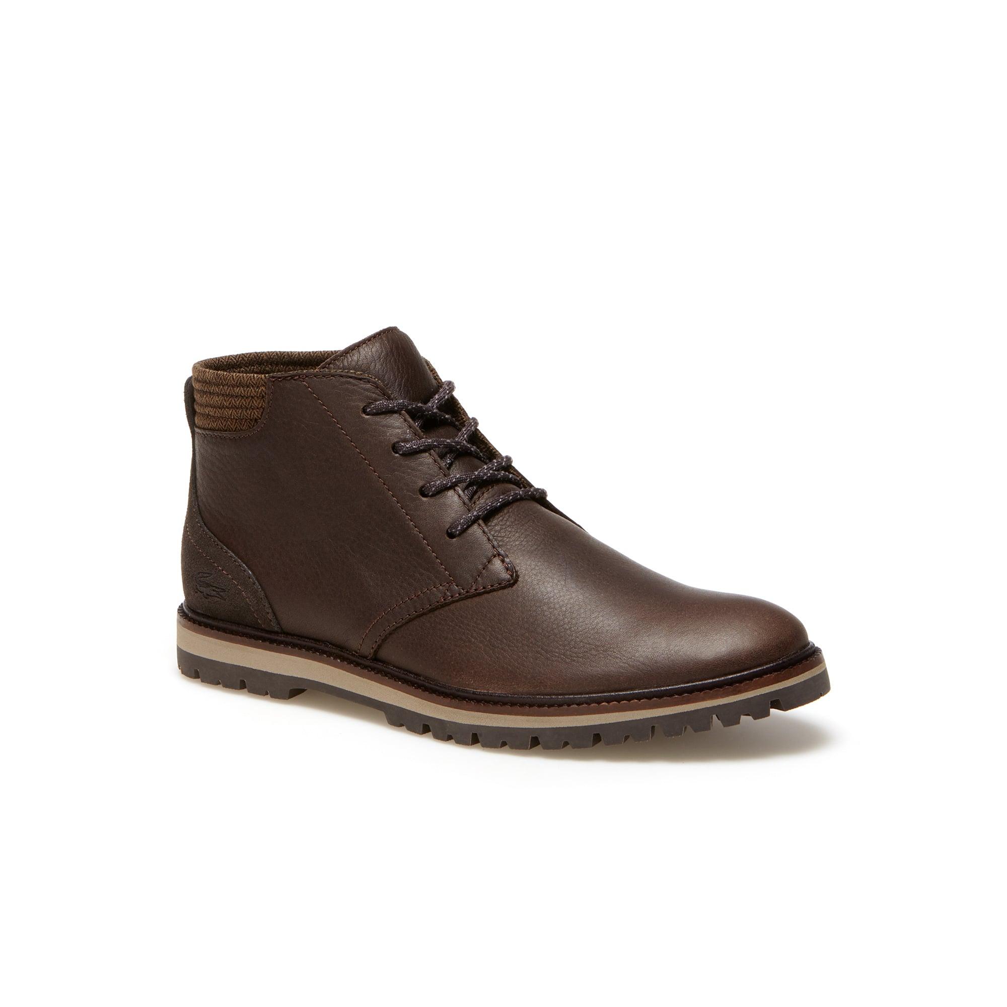 Men's Montbard Chukka Leather Boots