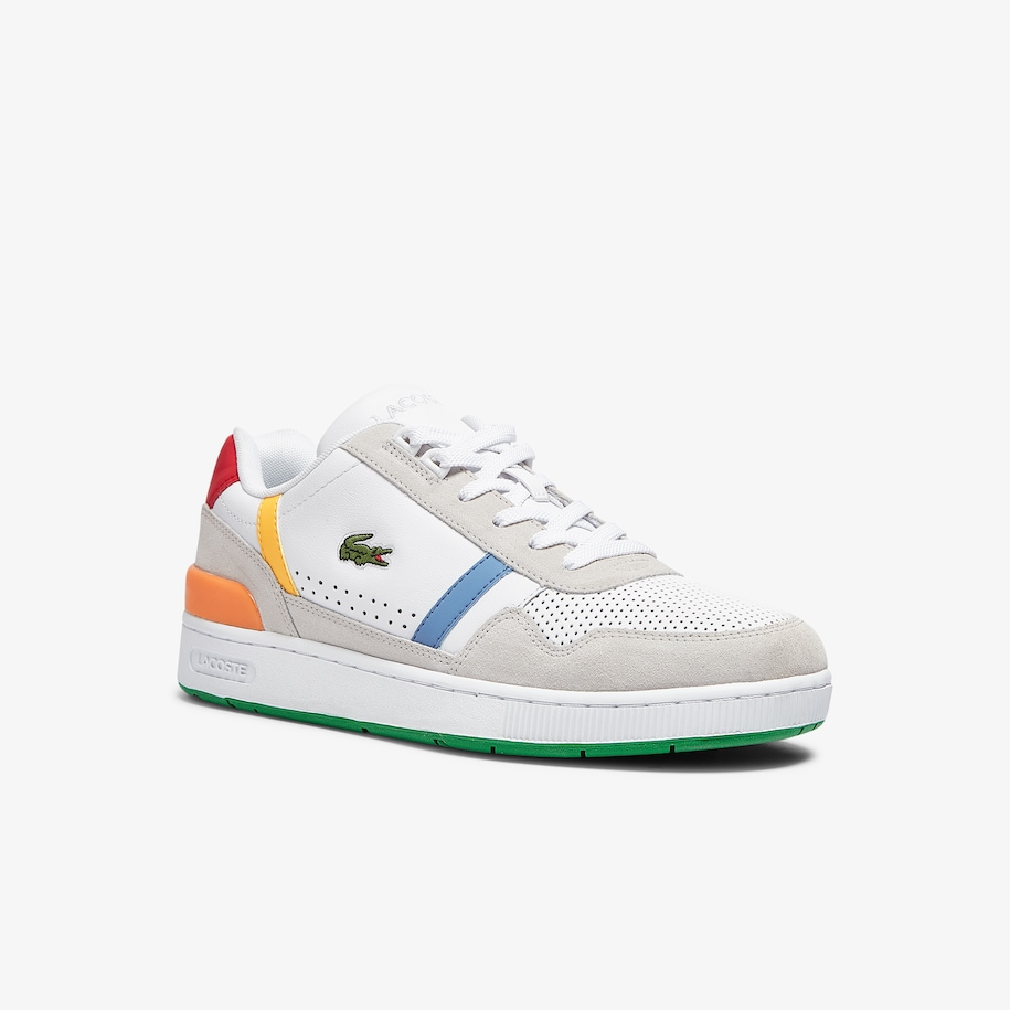 Men's T-Clip Lacoste x Polaroid Trainers