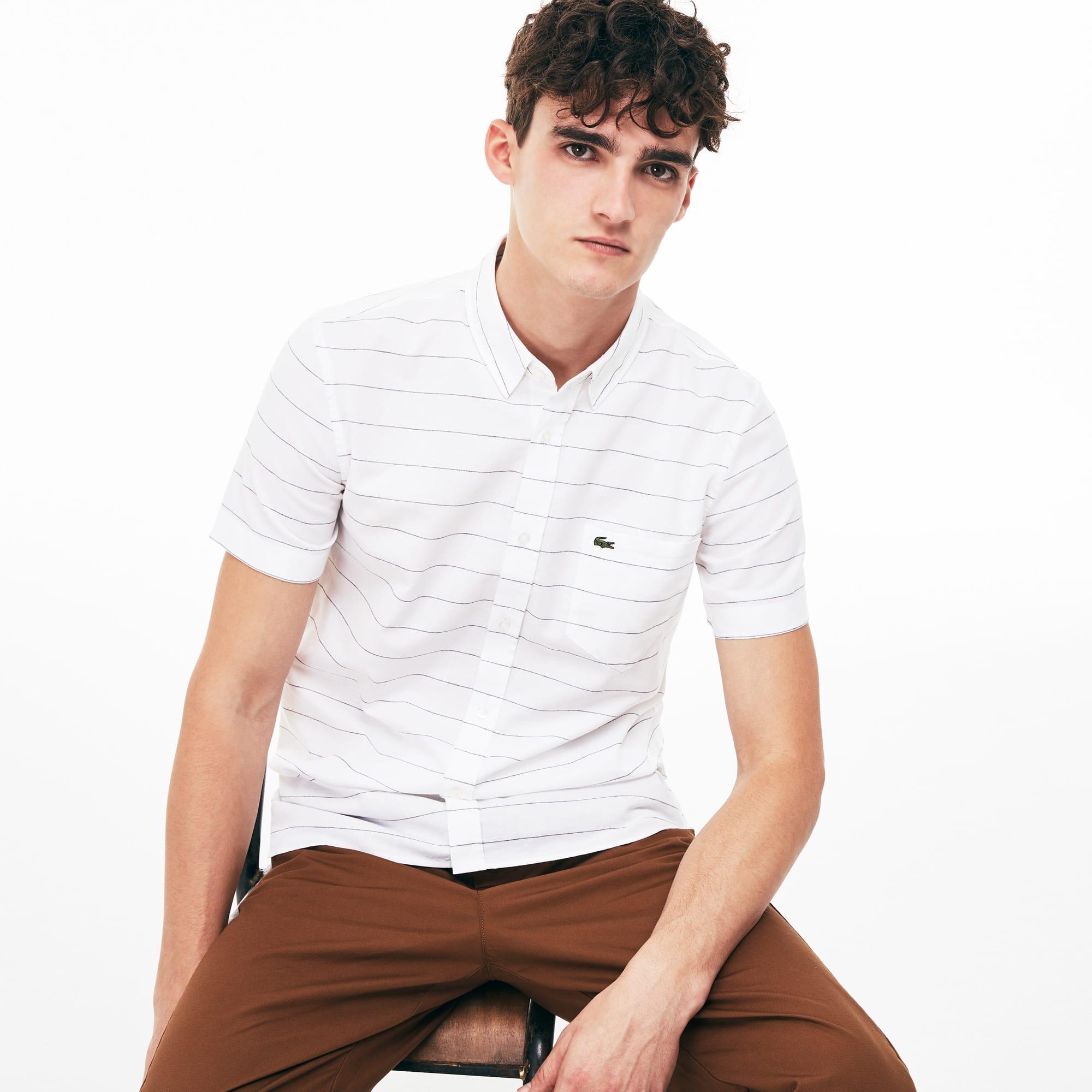 Men's Slim Fit Oxford Shirt