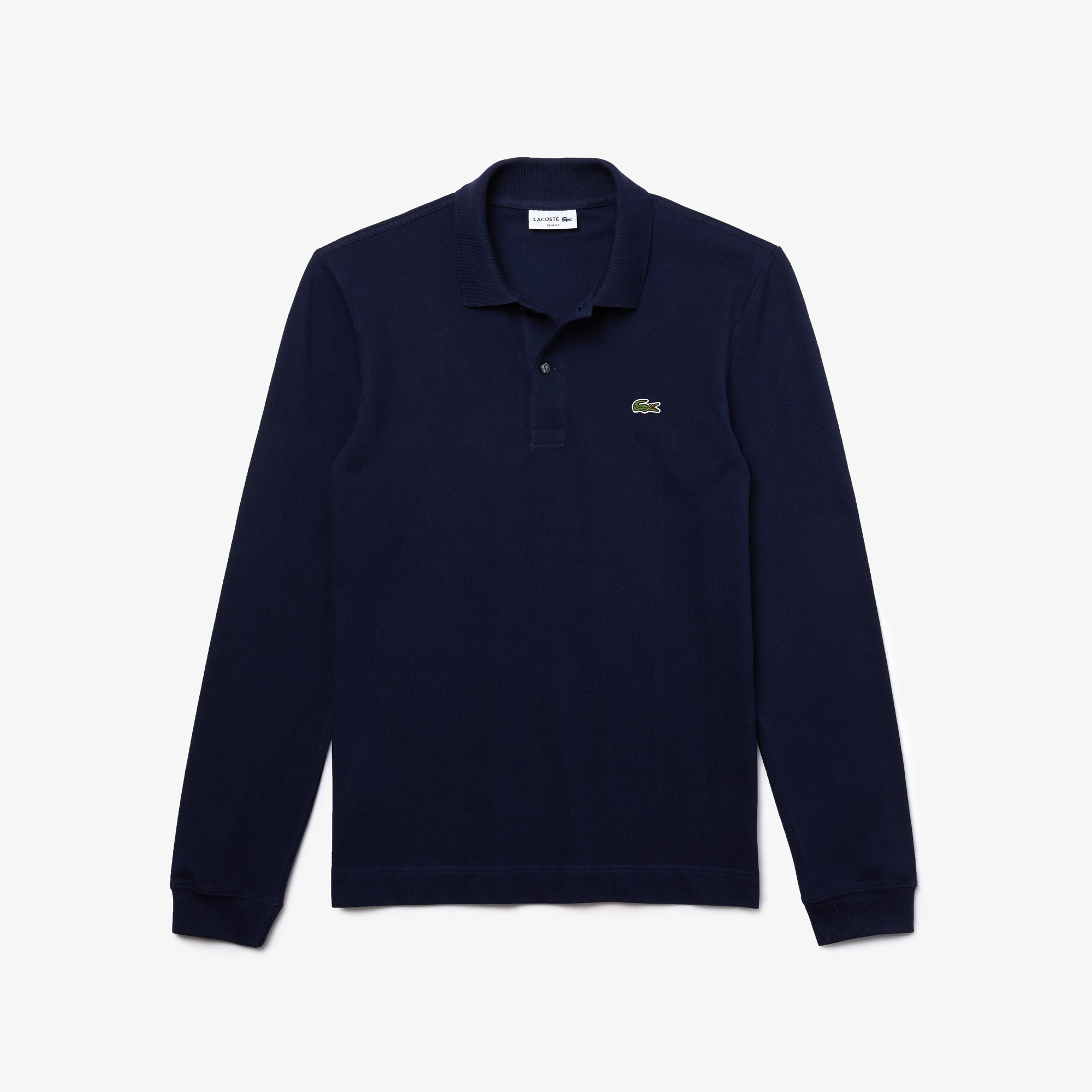 Men's  Slim Fit Petit Piqué Polo
