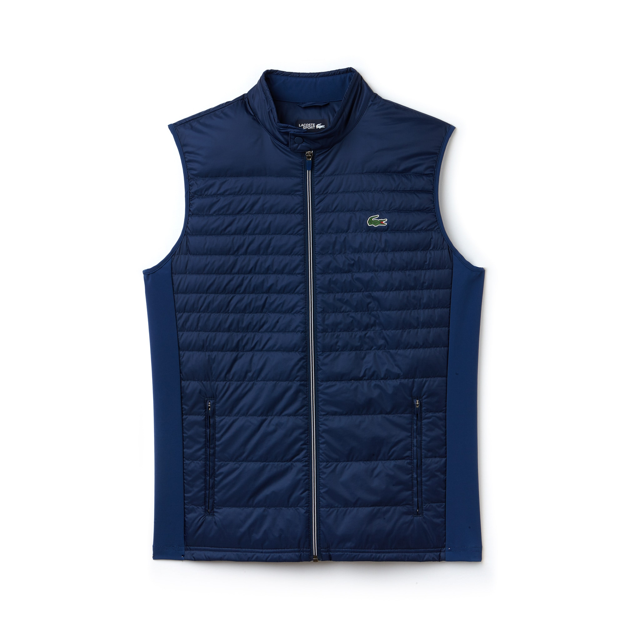 Men's SPORT Water-Resistant Quilted Technical Golf Vest