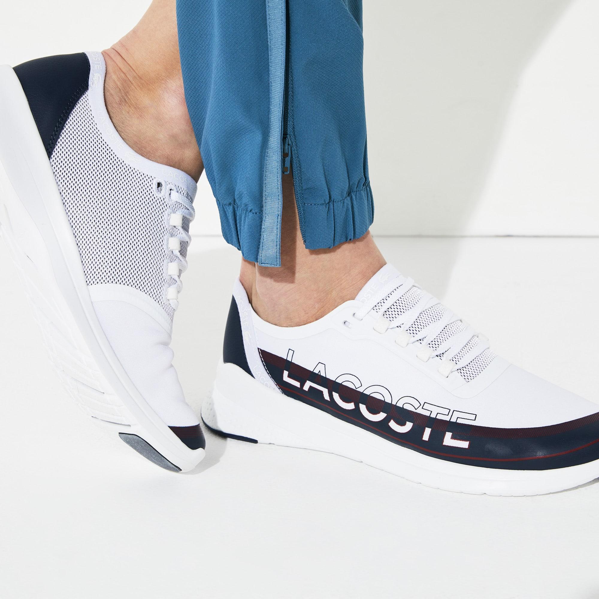 da31b8970fa6b Pantalones deportivos para tenis Lacoste Sport ultra-dry para mujer ...