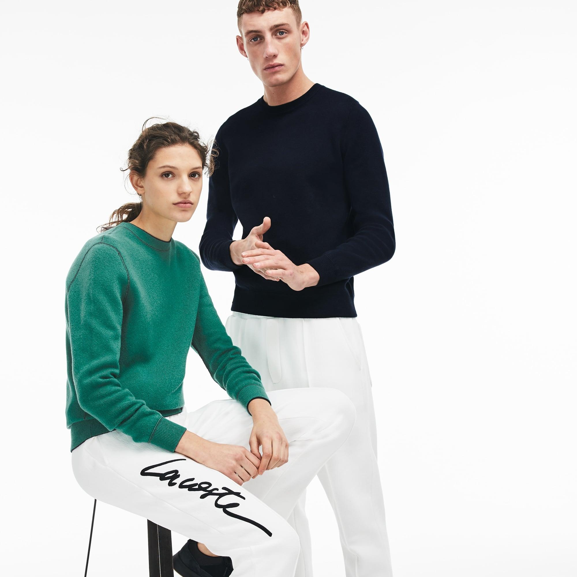 Unisex LIVE Reversible Wool Jersey Sweater