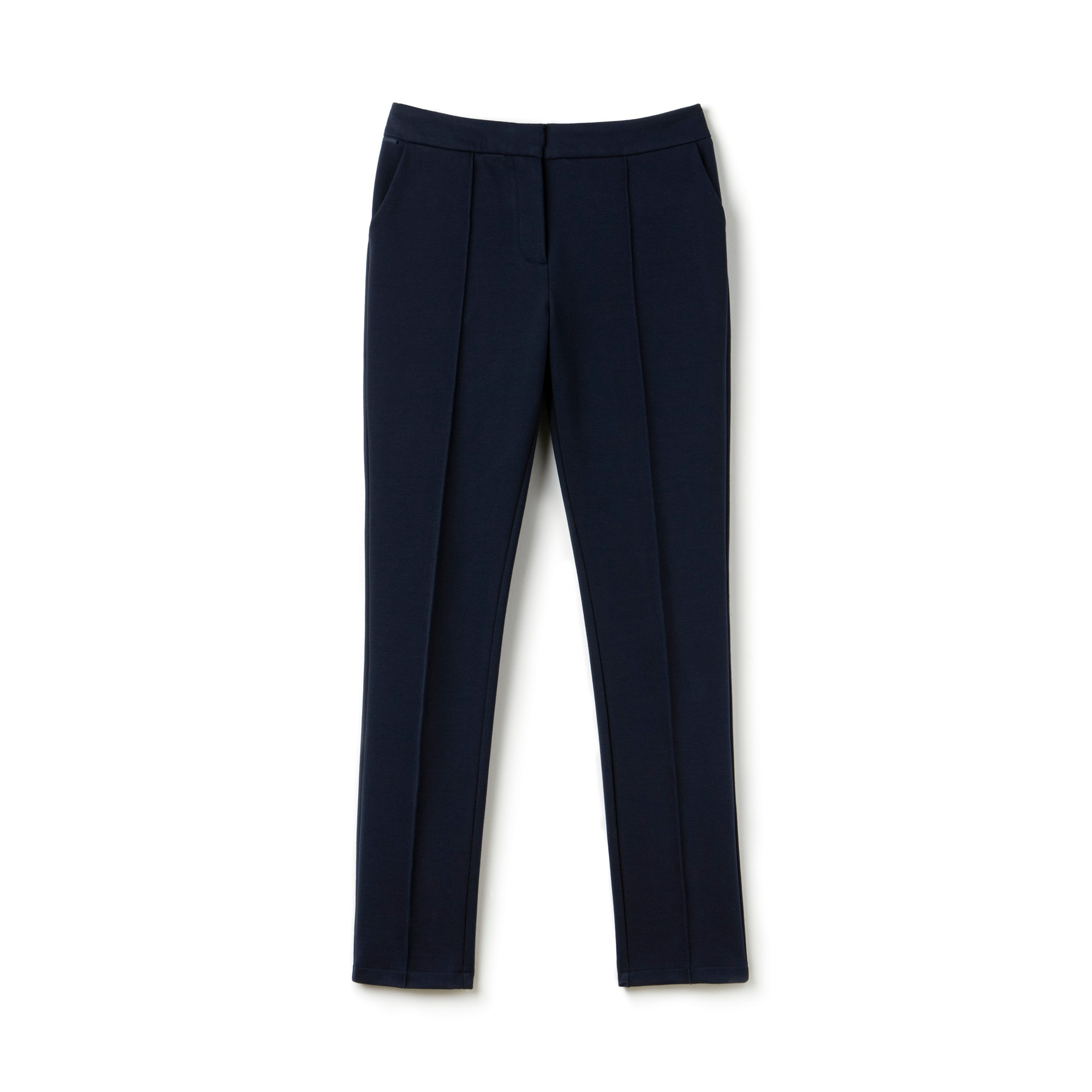 Women's Stretch Milano Cropped Trousers