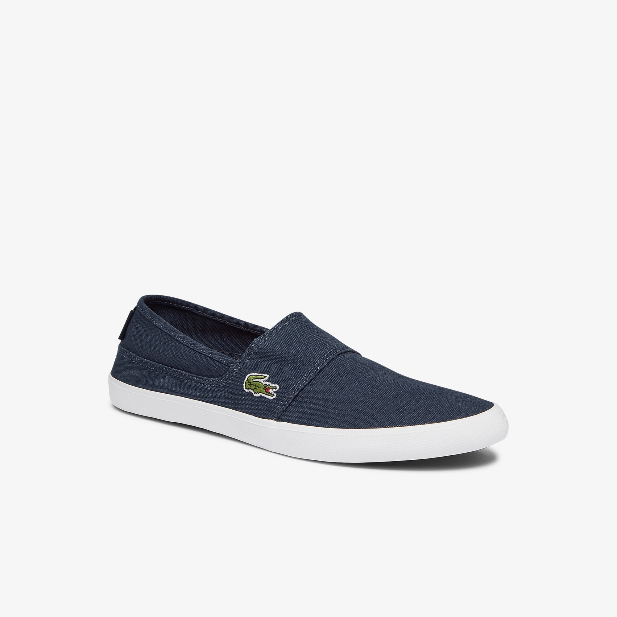 cheap mens canvas slip on shoes