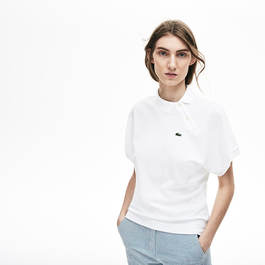 Women's Stretch Mini Piqué Polo
