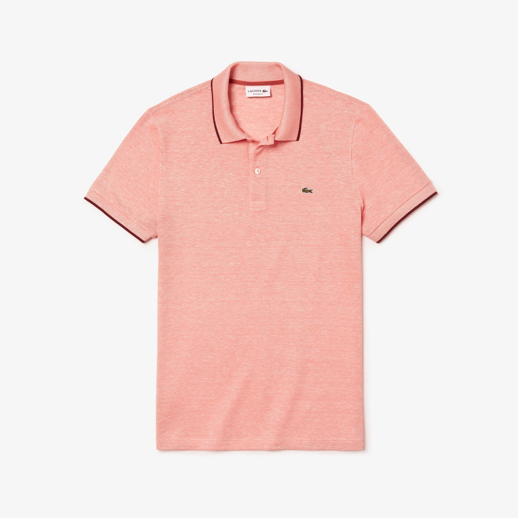 Men's Regular Fit Piqué Polo