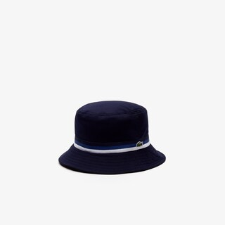 Boys' Tricolor Band Cotton Hat