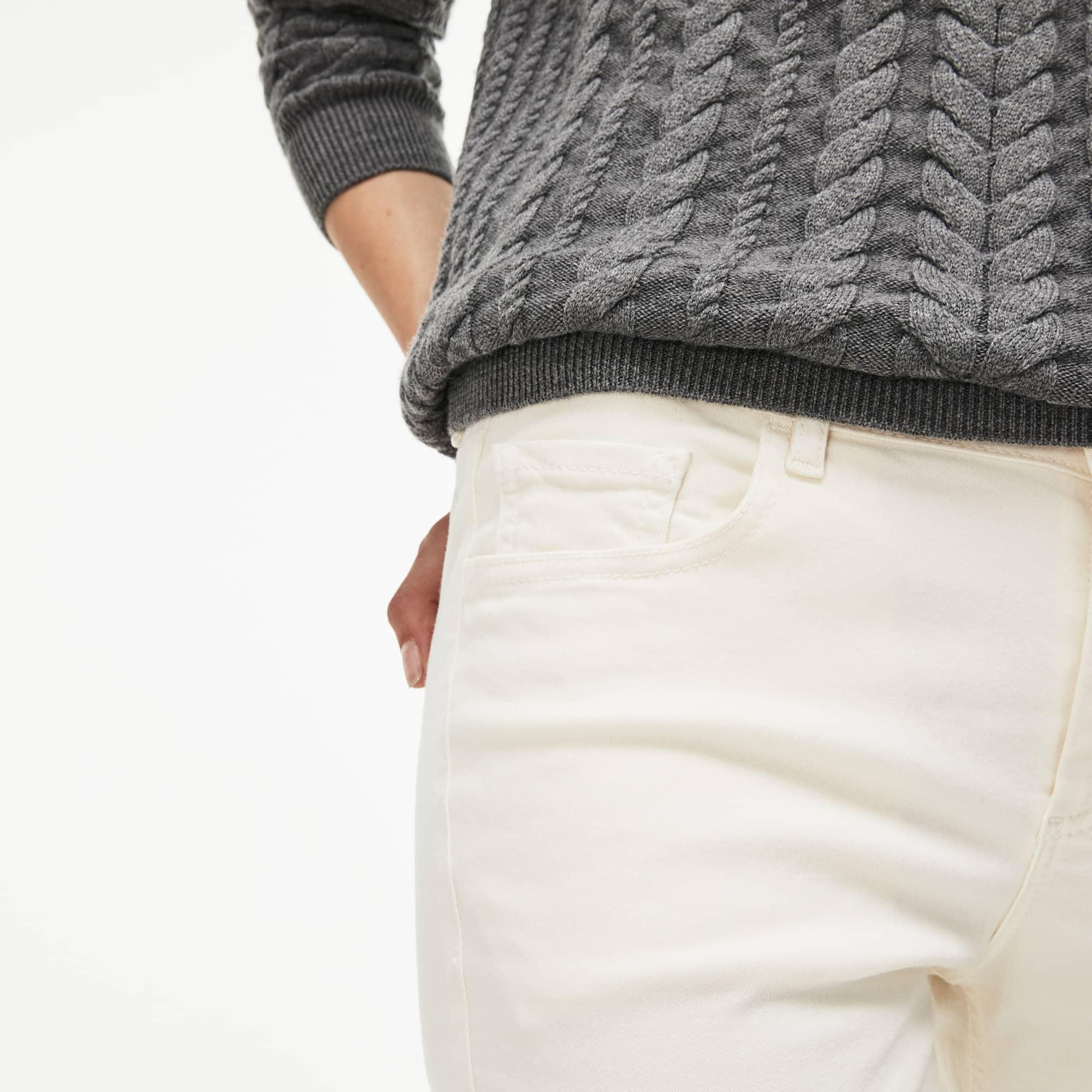 2d48ceb4 Women's Slim Fit Stretch Cotton Denim Jeans