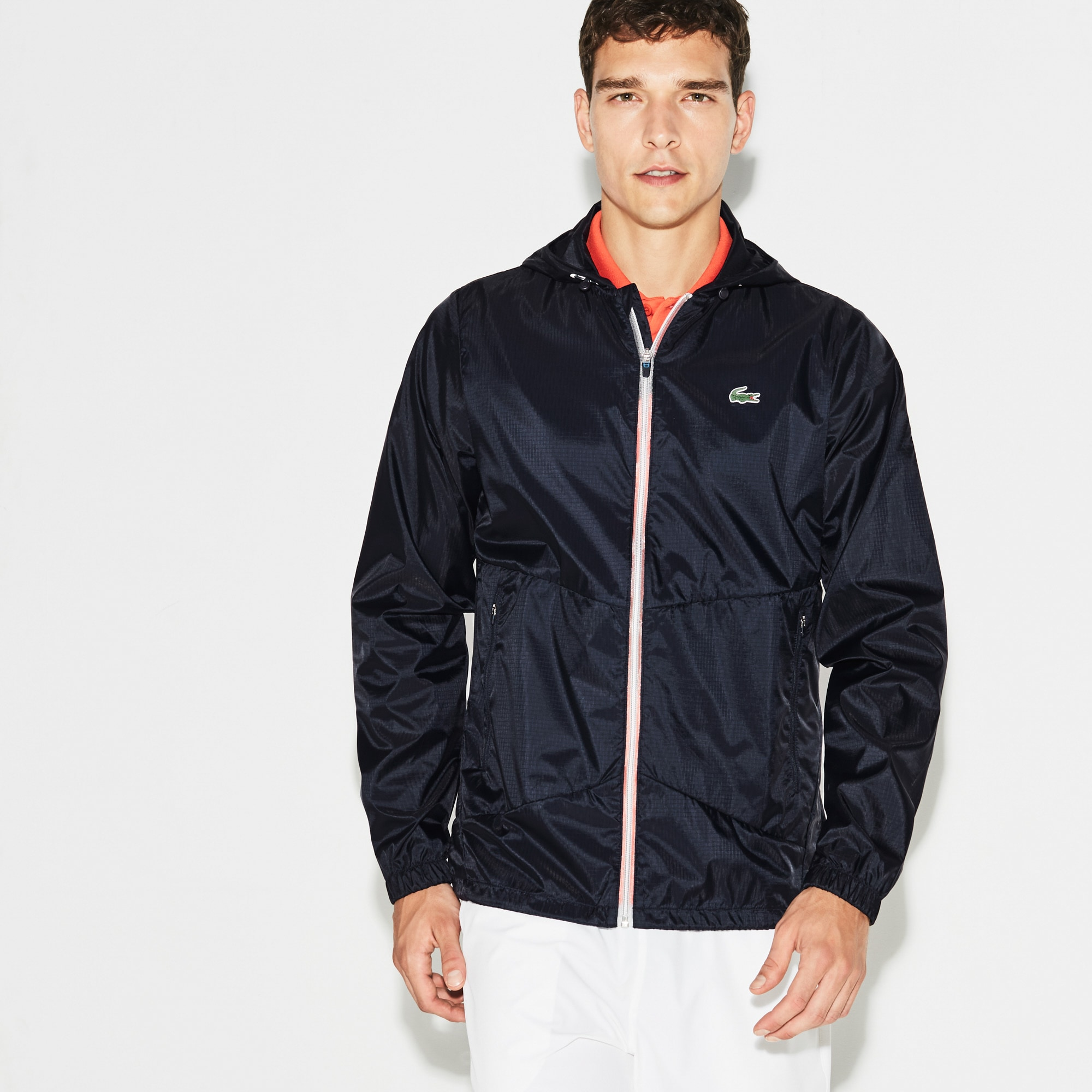 Men's Jacket Lacoste x Novak Djokovic - Exclusive Edition
