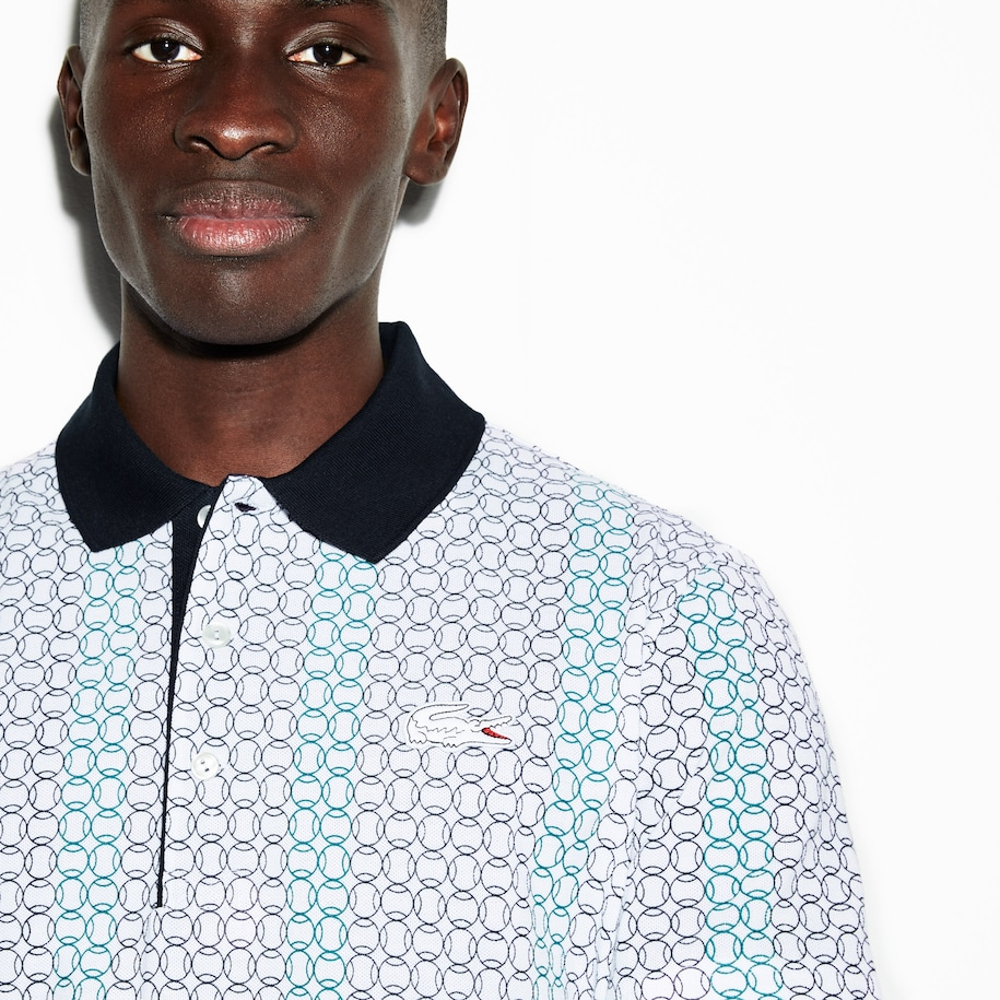 Men's SPORT Roland-Garros Edition Mini Piqué Polo