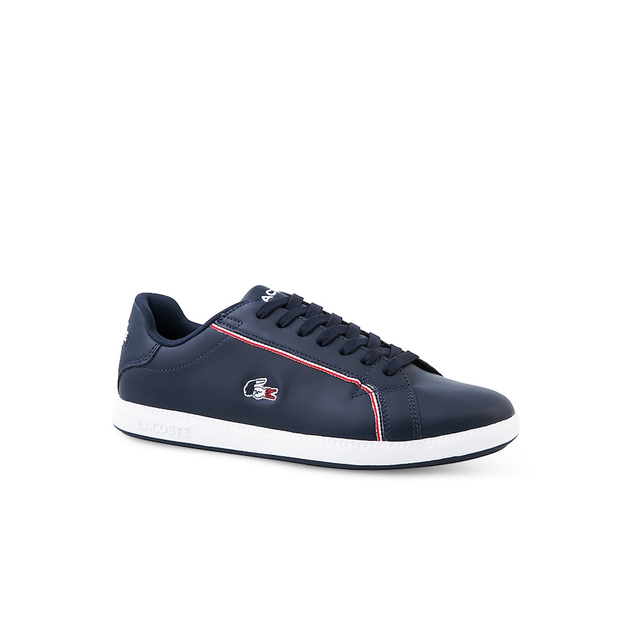Women's Graduate Leather and Synthetic Sneakers