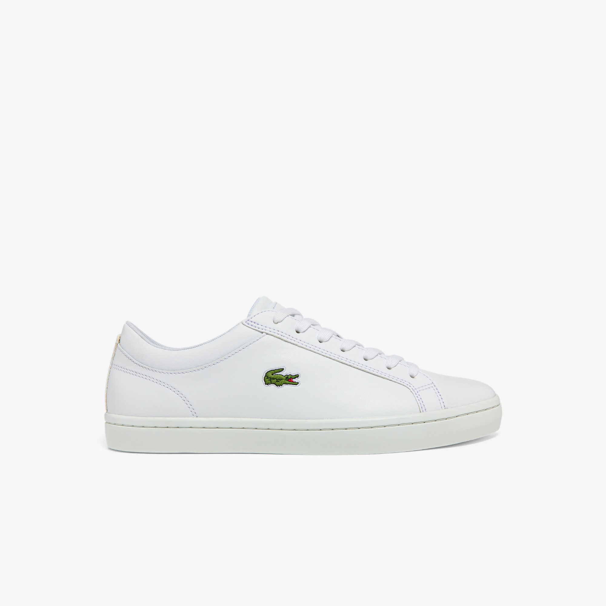 Lacoste Sneakers Straightset White Leather