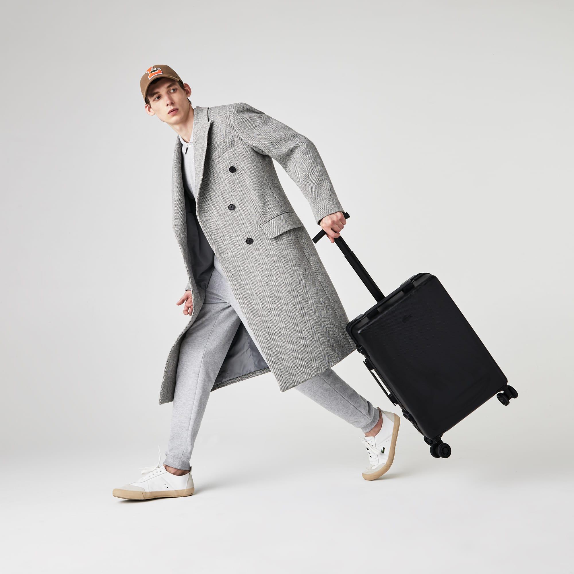 ea508f0c8e Men's Chantaco Polycarbonate Cabin Suitcase | LACOSTE