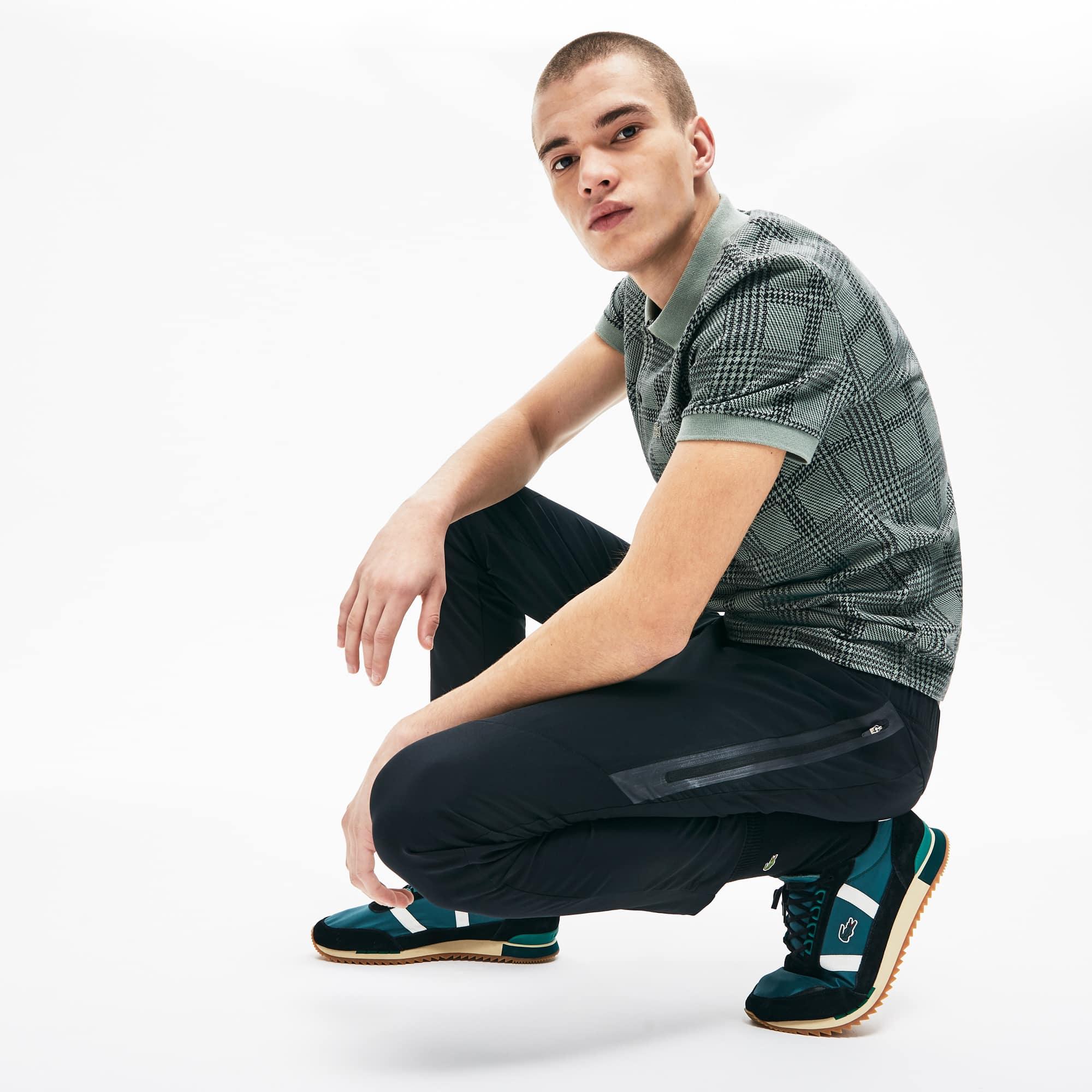 Lacoste Pants Men's SPORT Breathable Stretch Sweatpants
