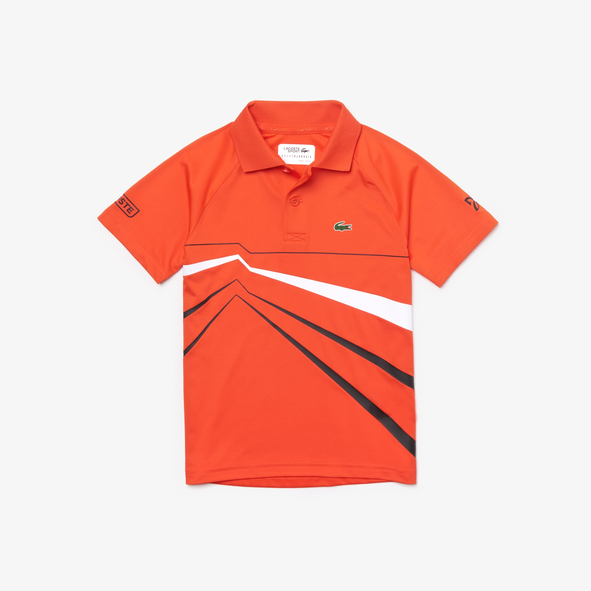 Polo Garçon SPORT Collection Novak Djokovic